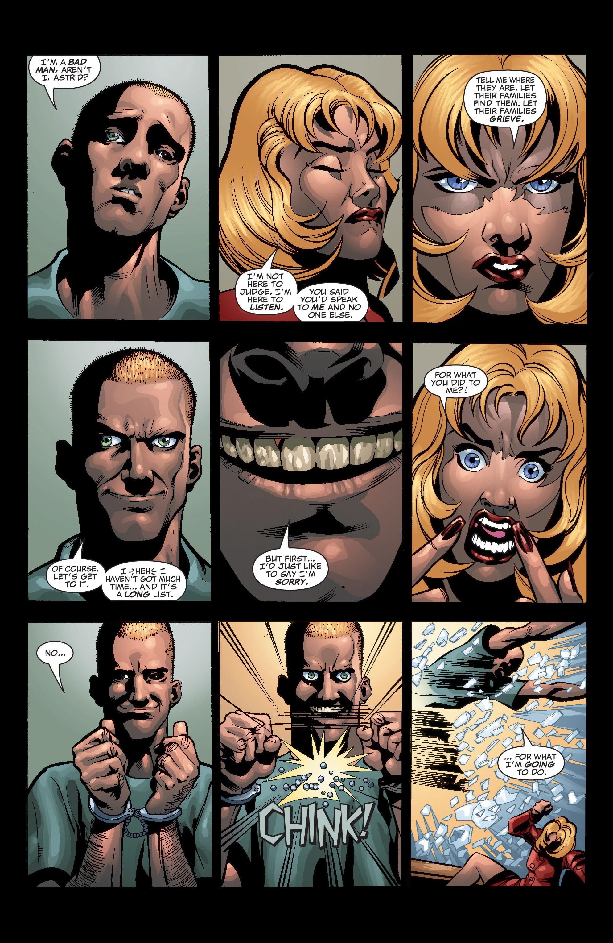 Read online Shadowman (1999) comic -  Issue #3 - 13