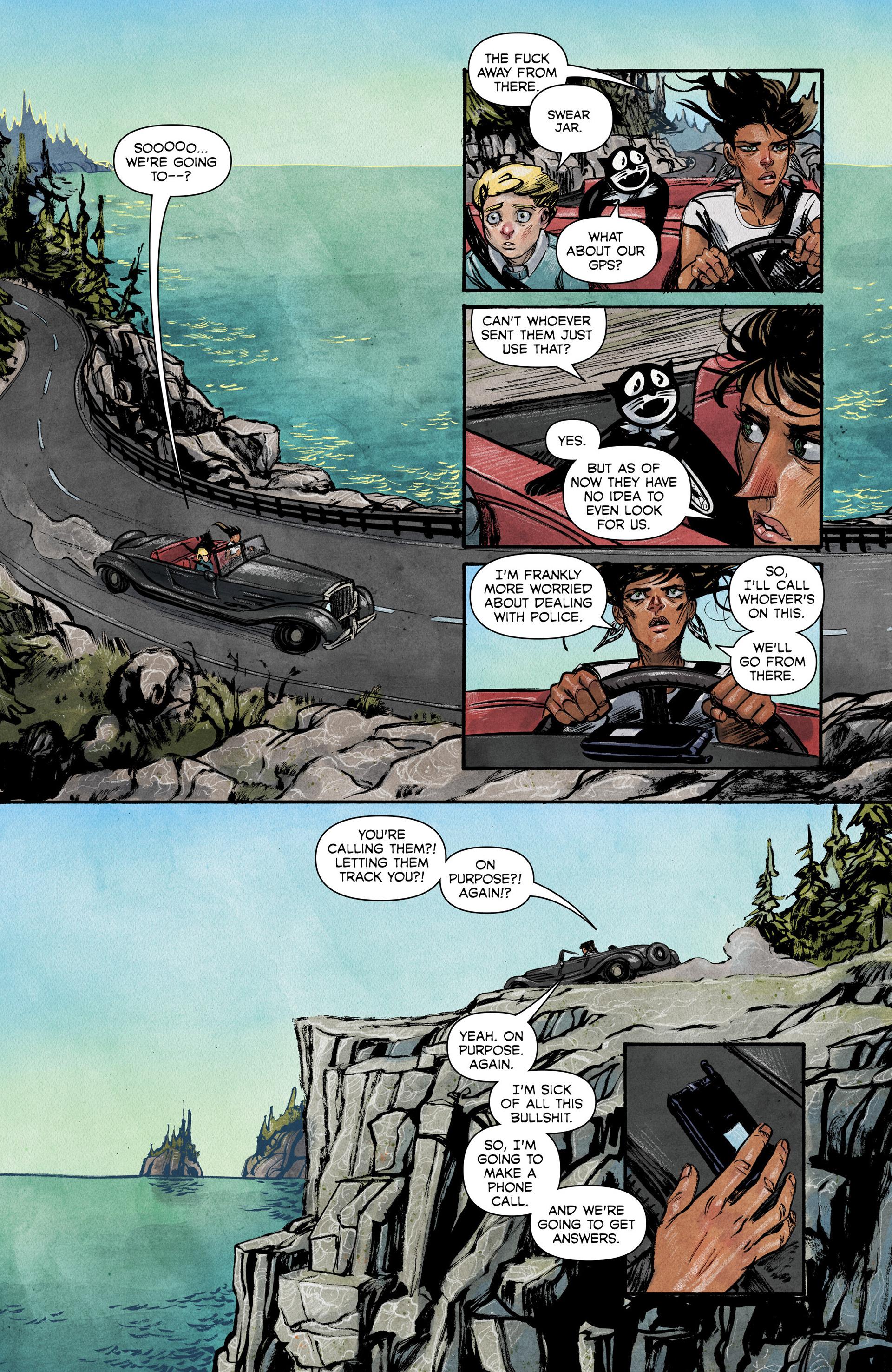 Read online Shutter comic -  Issue #6 - 19