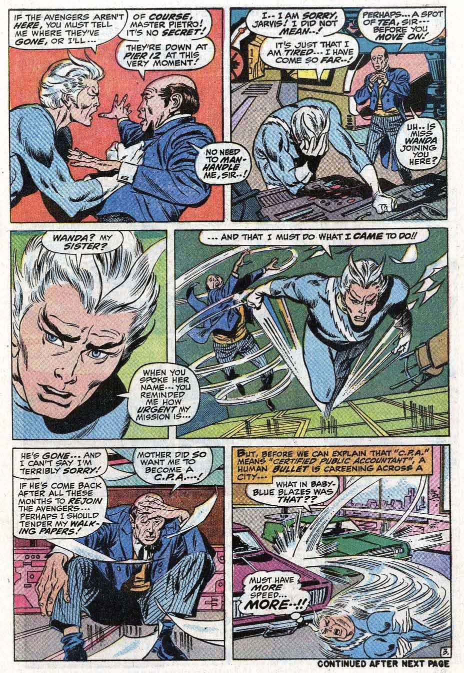 The Avengers (1963) 75 Page 4