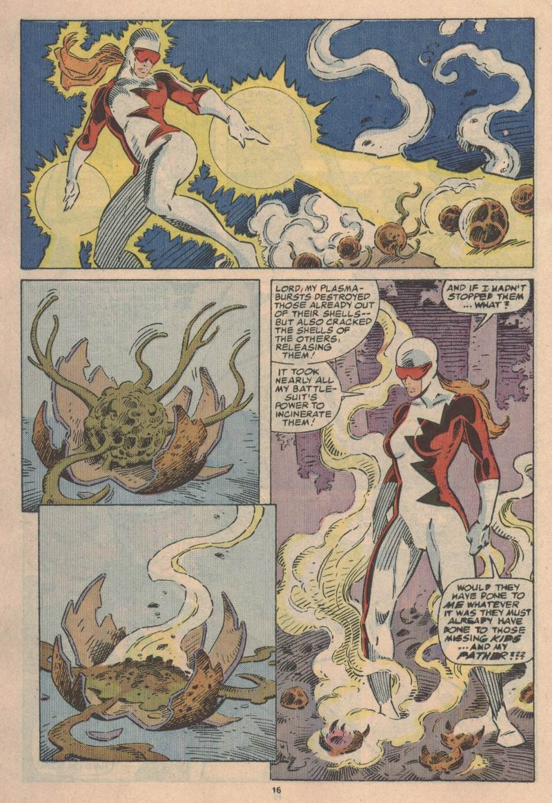Read online Alpha Flight (1983) comic -  Issue #47 - 17