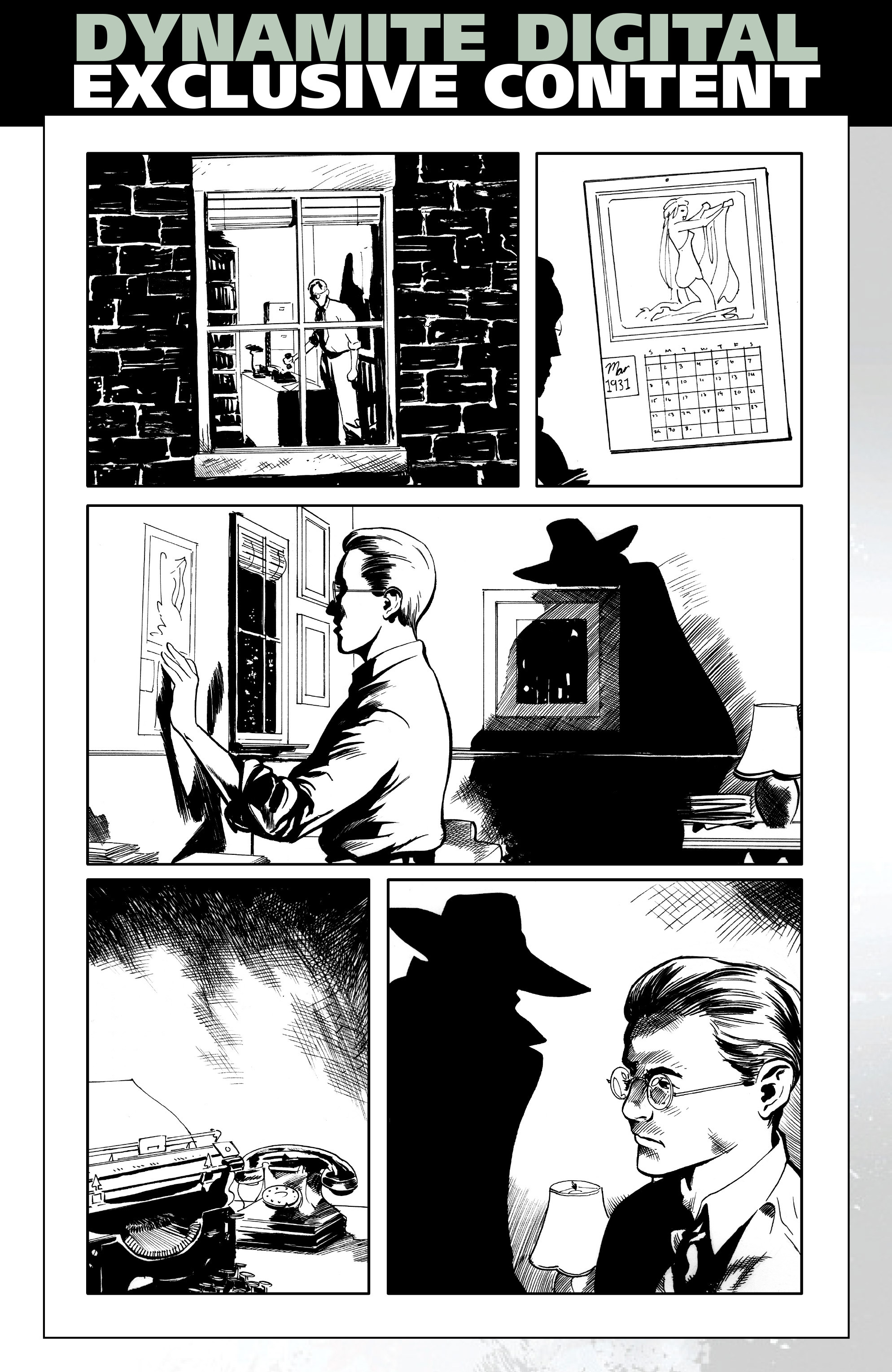 Read online Twilight Zone The Shadow comic -  Issue #3 - 27