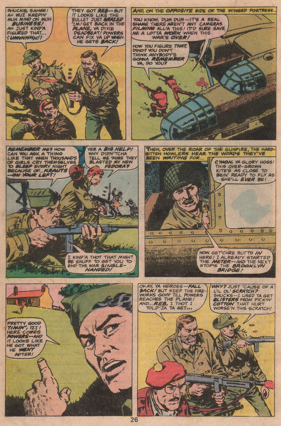 Read online Sgt. Fury comic -  Issue #141 - 28