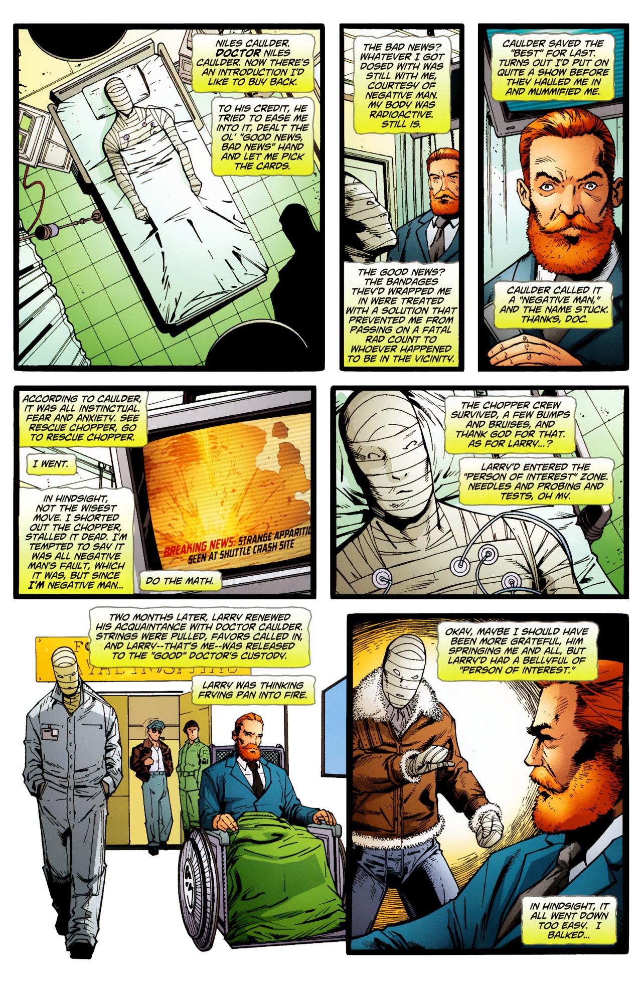 Doom Patrol (2009) #6 - Read Doom Patrol (2009) Issue #6 Page 5