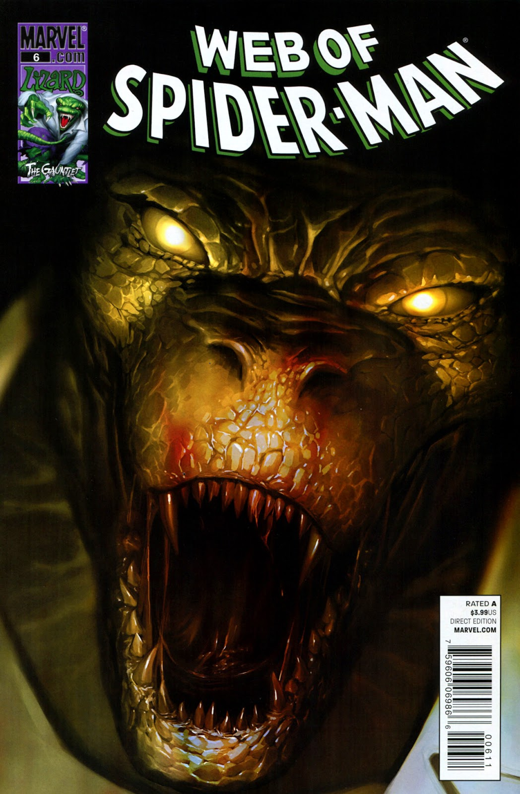 Web of Spider-Man (2009) Issue #6 #6 - English 1