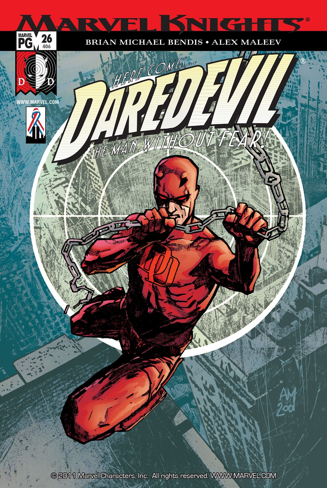 Read online Daredevil (1998) comic -  Issue # _Ultimate_Collection TPB 1 (Part 1) - 92