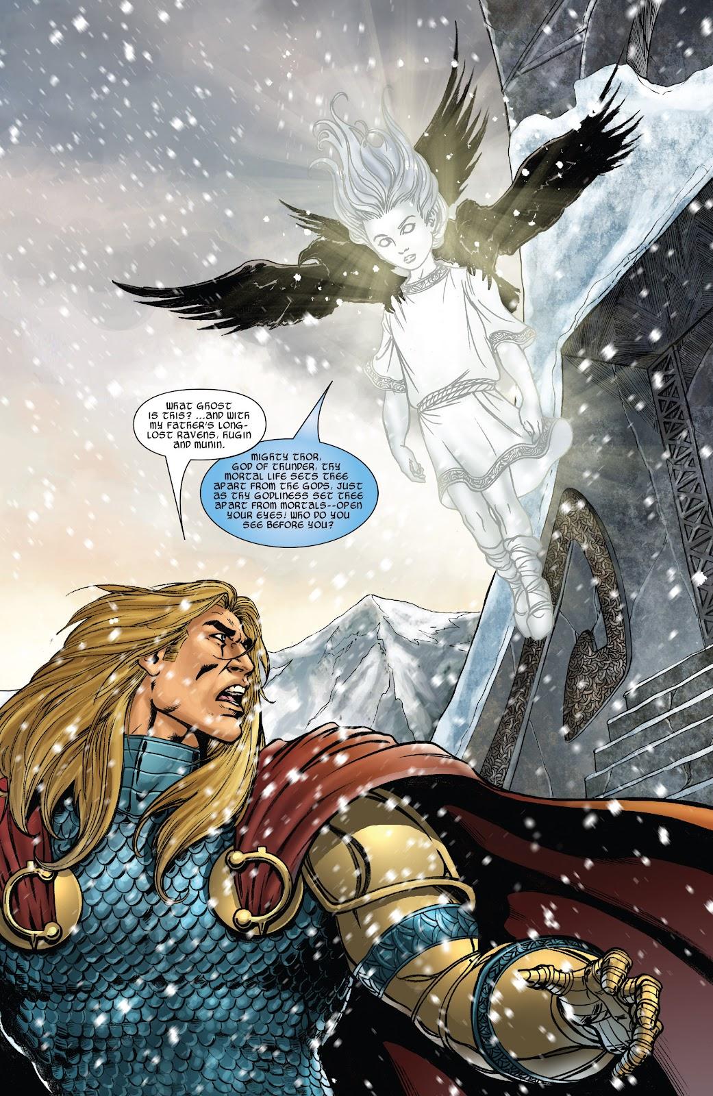 Read online Thor: Ragnaroks comic -  Issue # TPB (Part 3) - 8