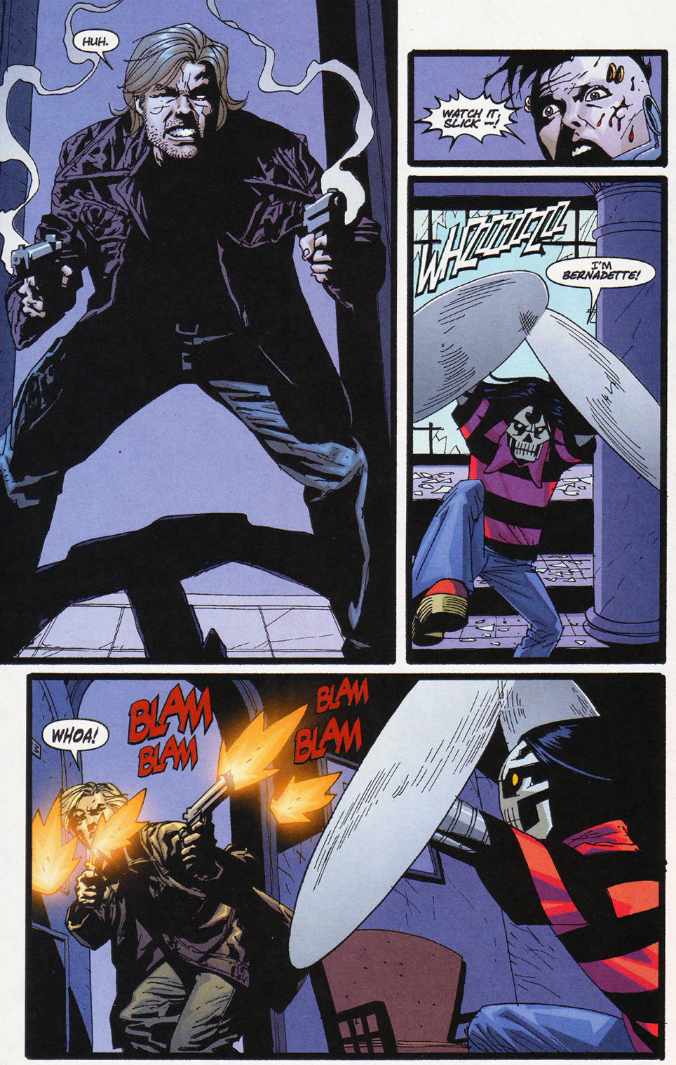 Wildcats (1999) Issue #11 #12 - English 16