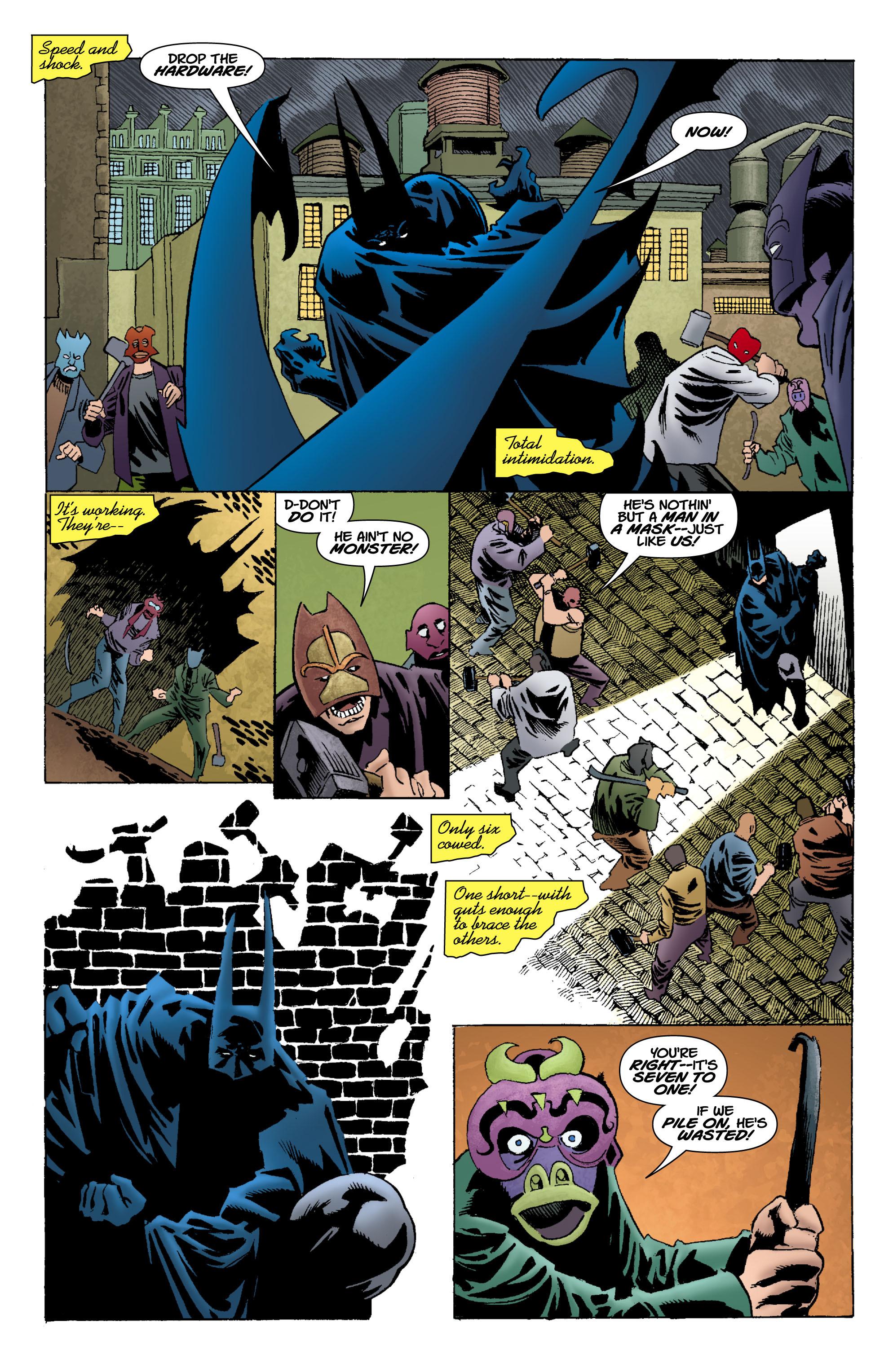 Read online Batman: Unseen comic -  Issue #1 - 3