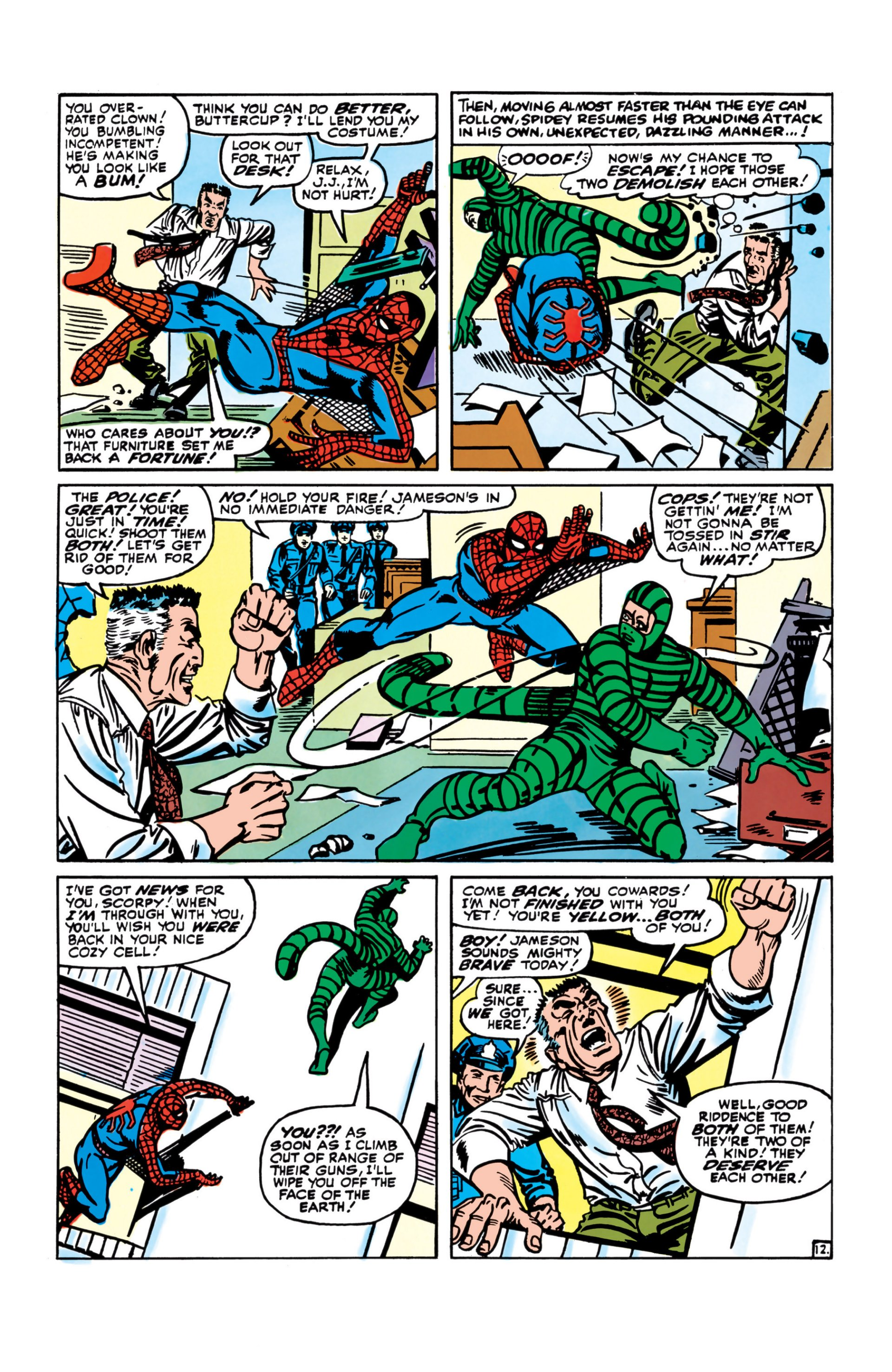 The Amazing Spider-Man (1963) 29 Page 12