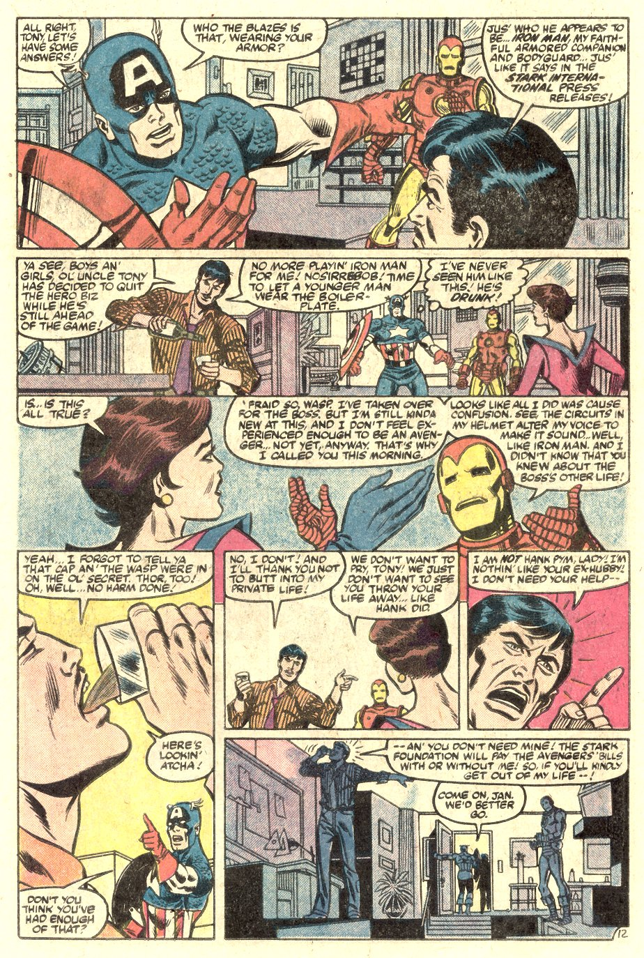 The Avengers (1963) 232 Page 12