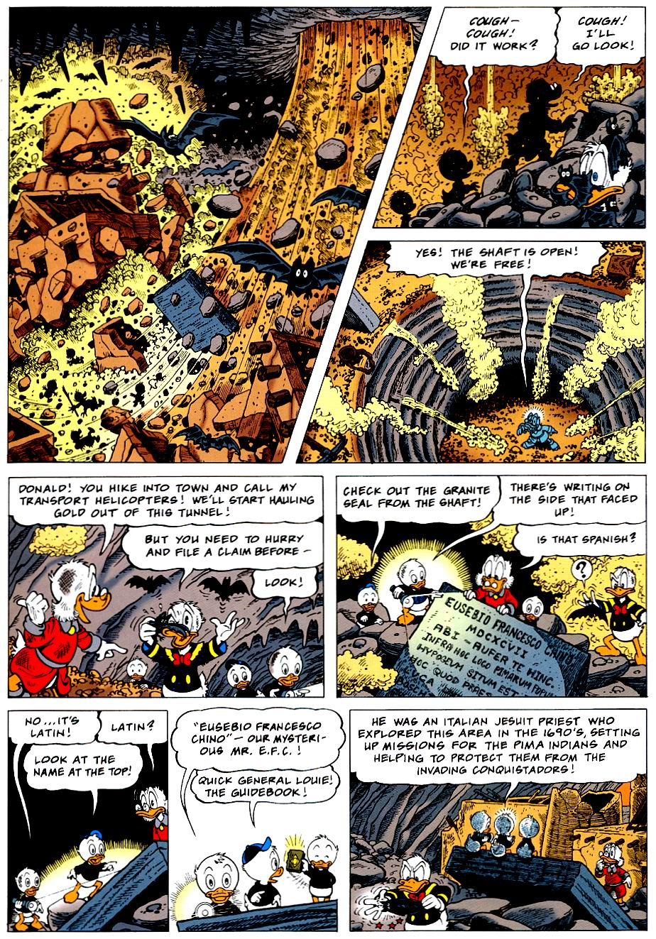 Read online Uncle Scrooge (1953) comic -  Issue #319 - 23