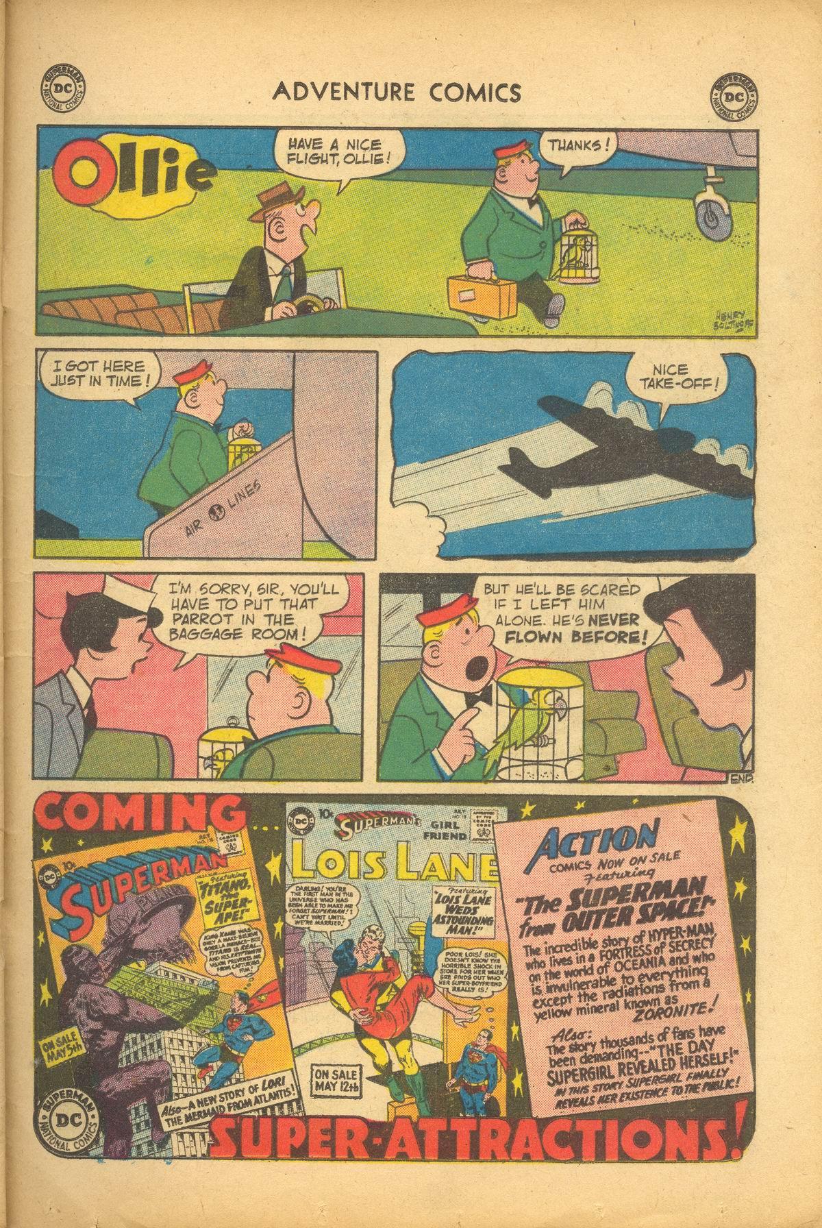 Read online Adventure Comics (1938) comic -  Issue #273 - 25