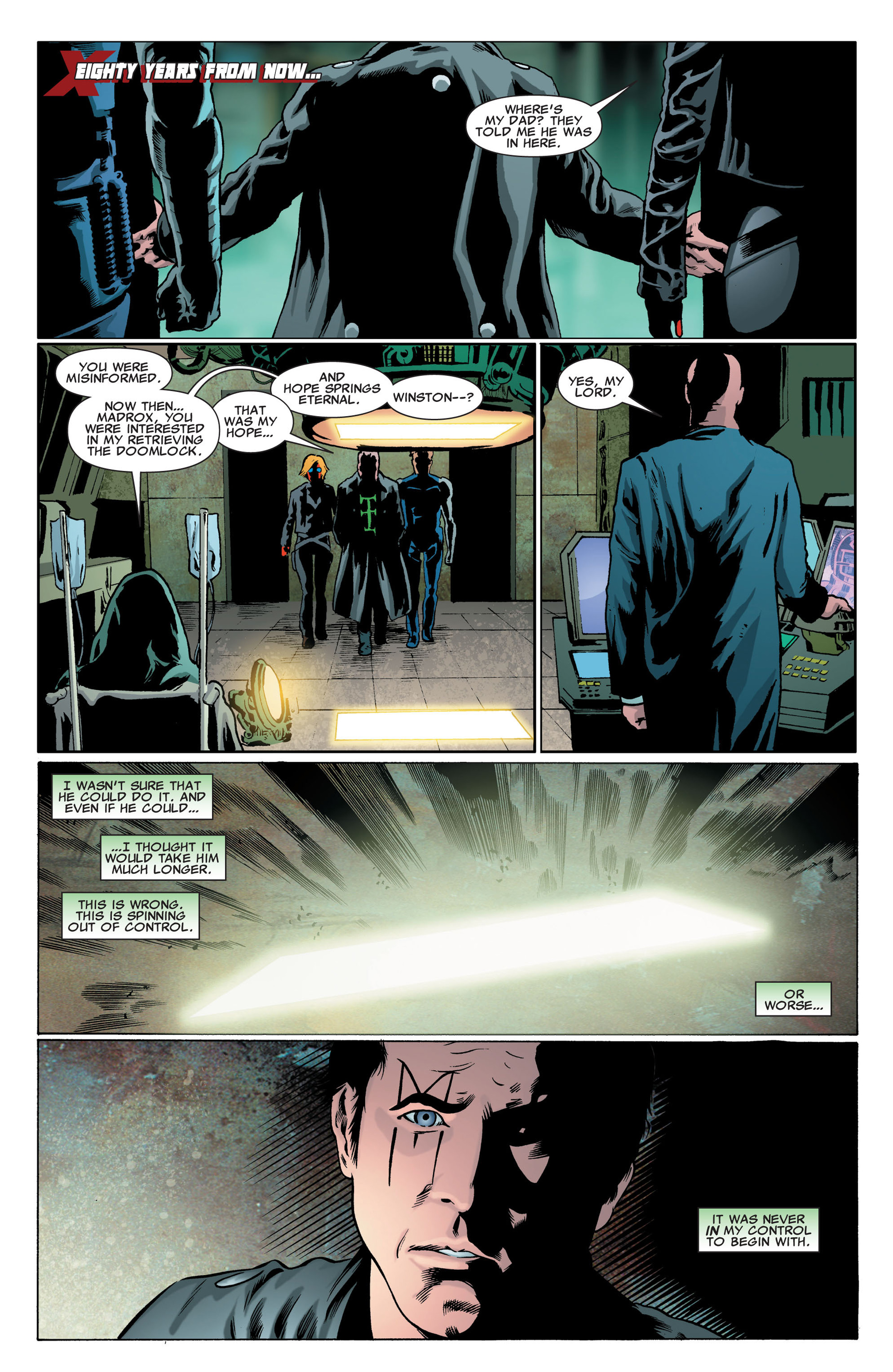 Read online X-Factor (2006) comic -  Issue #49 - 20
