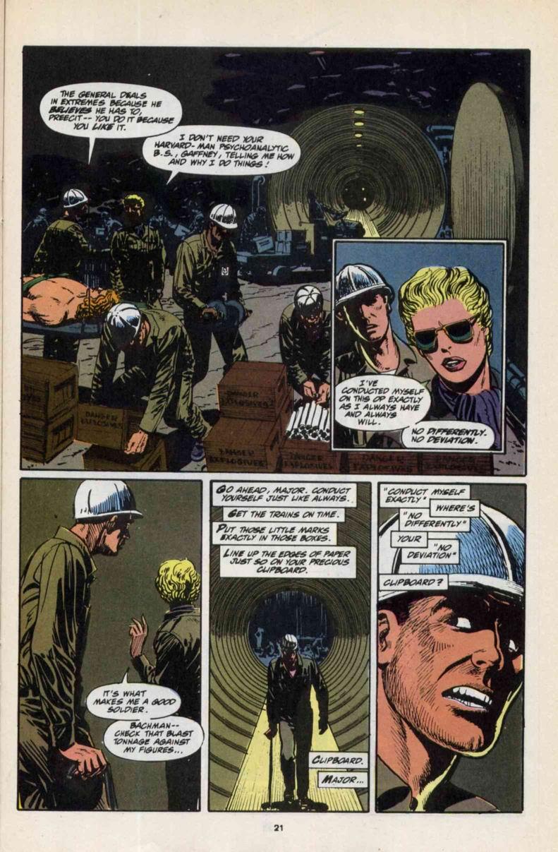 Read online Doctor Zero comic -  Issue #7 - 23