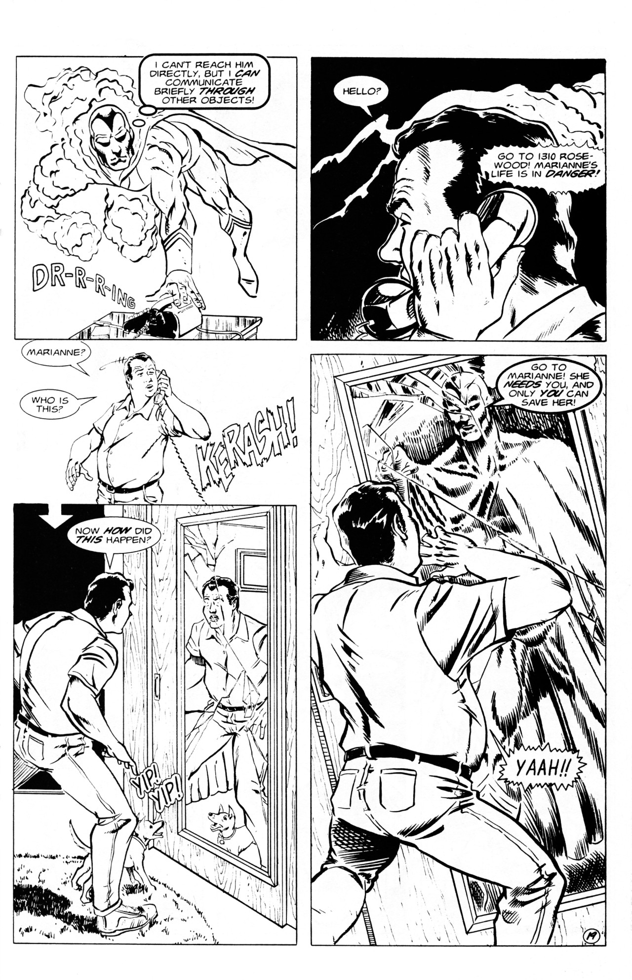 Read online Dr. Weird (1994) comic -  Issue #1 - 21