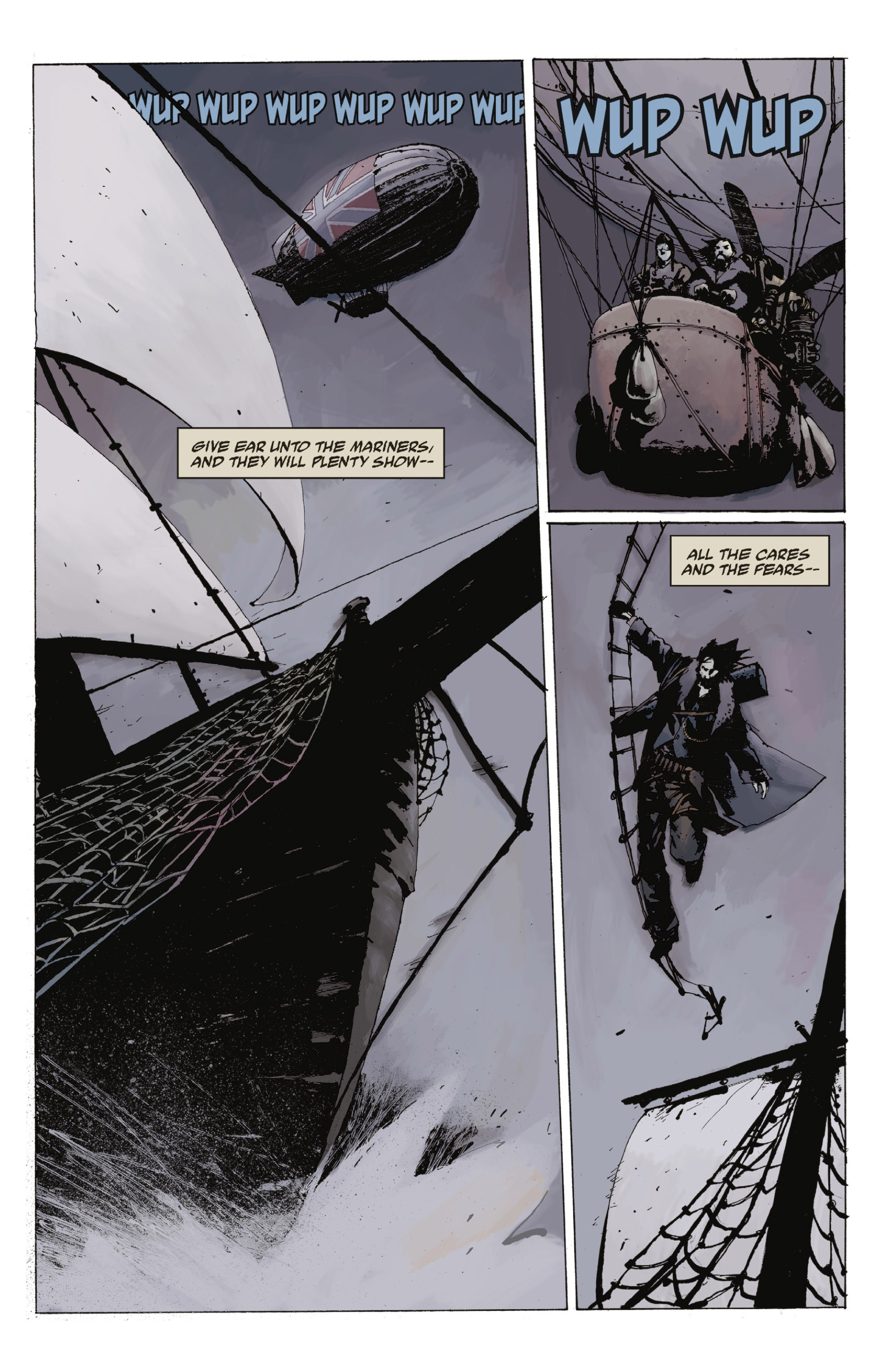 Read online Abe Sapien: The Drowning comic -  Issue #Abe Sapien: The Drowning _TPB - 10