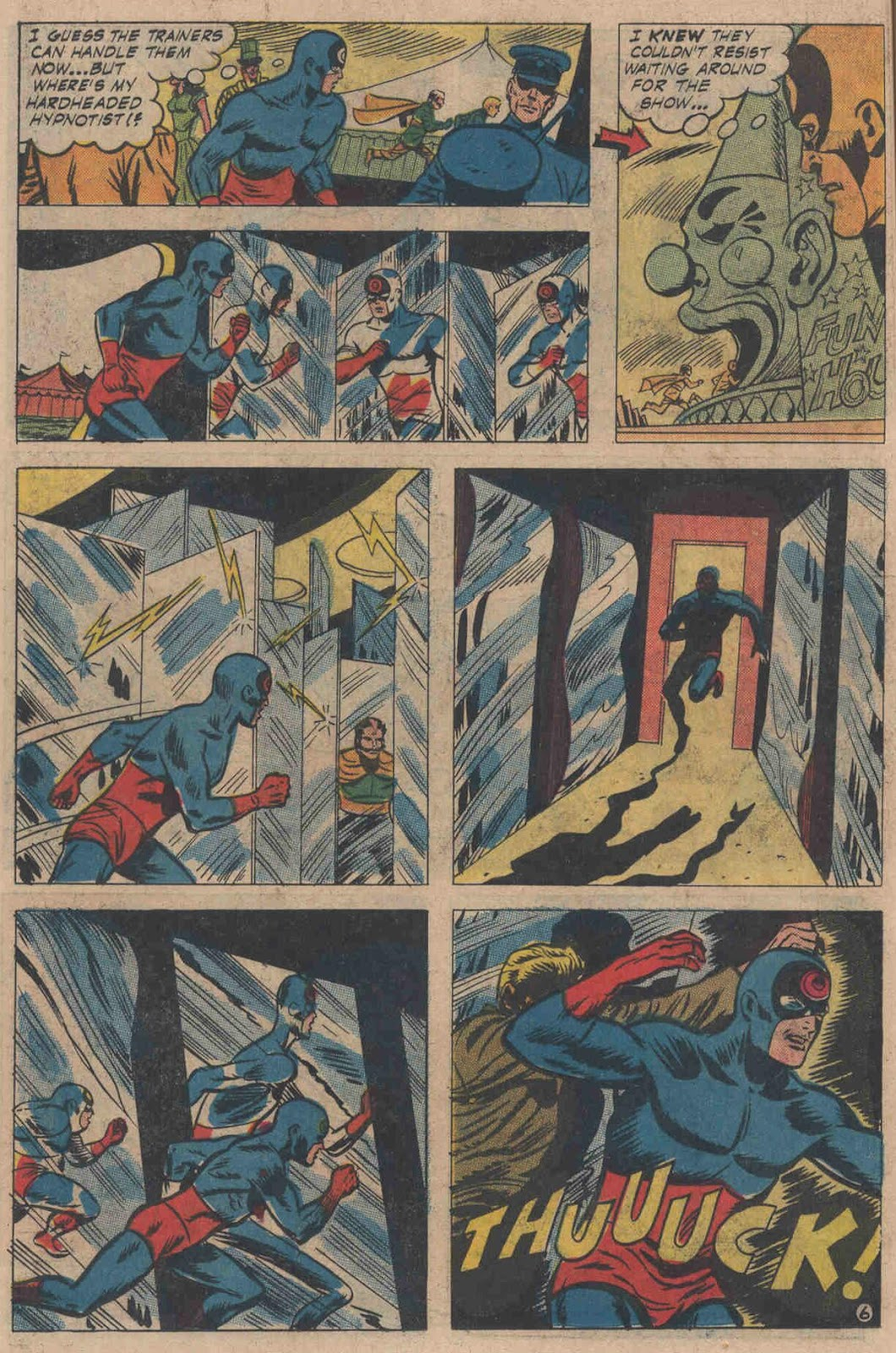 T.H.U.N.D.E.R. Agents (1965) issue 6 - Page 50