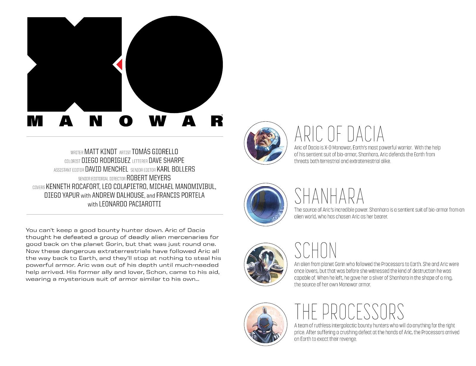 Read online X-O Manowar (2017) comic -  Issue #25 - 6