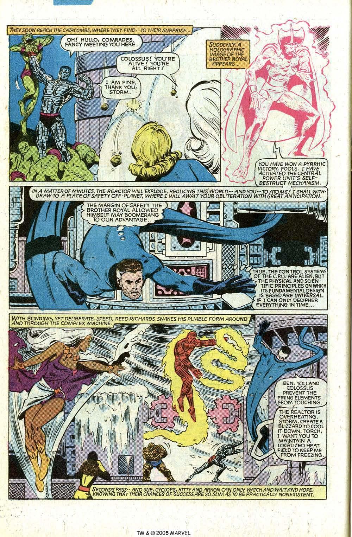 Read online Uncanny X-Men (1963) comic -  Issue # _Annual 5 - 42