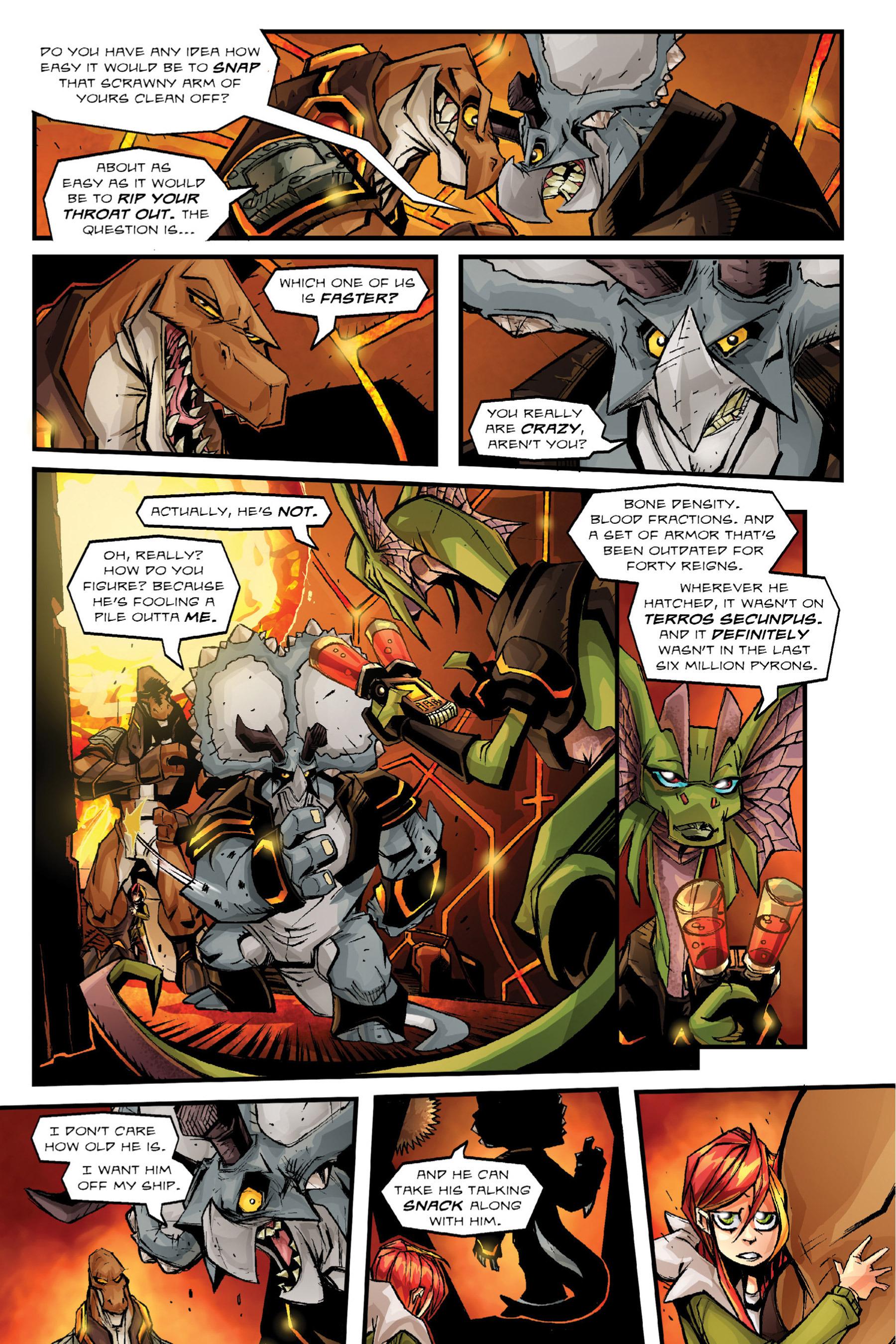 Read online Rexodus comic -  Issue # Full - 42