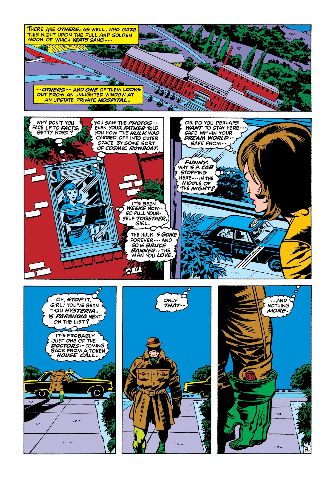 Read online Marvel Masterworks: The Incredible Hulk comic -  Issue # TPB 7 (Part 1) - 70