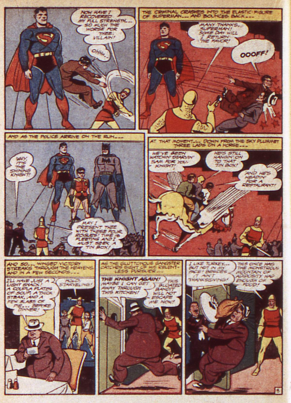 Read online Adventure Comics (1938) comic -  Issue #85 - 34