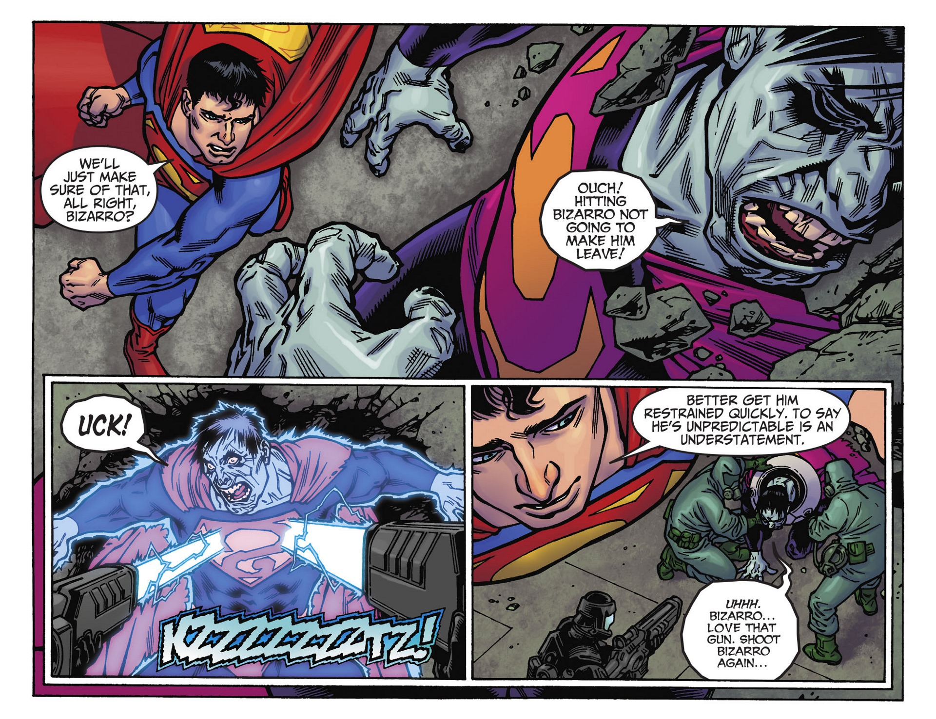 Read online Adventures of Superman [I] comic -  Issue #39 - 5