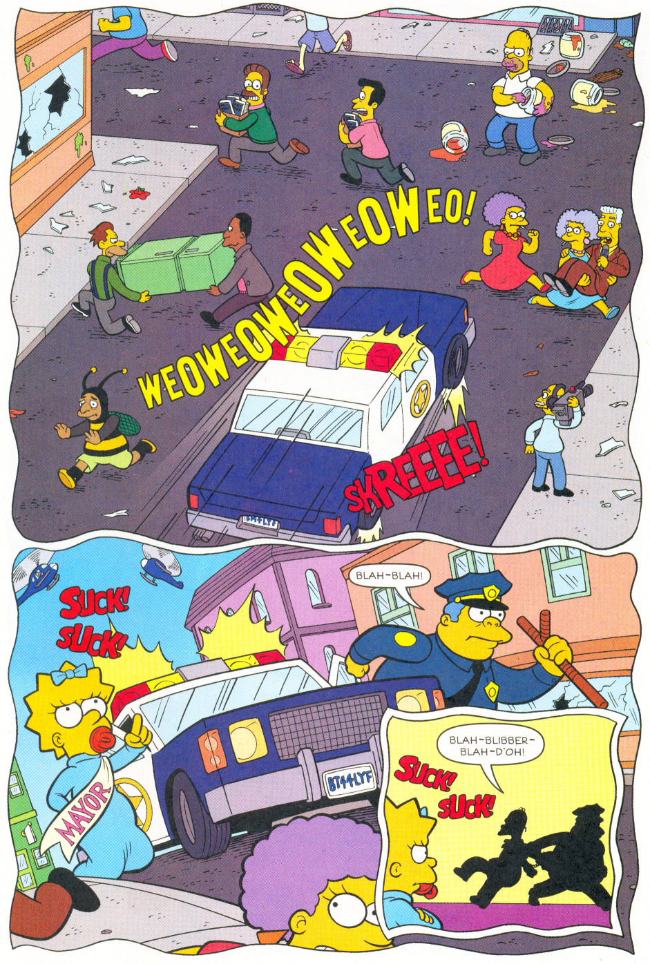 Read online Simpsons Comics Presents Bart Simpson comic -  Issue #26 - 19