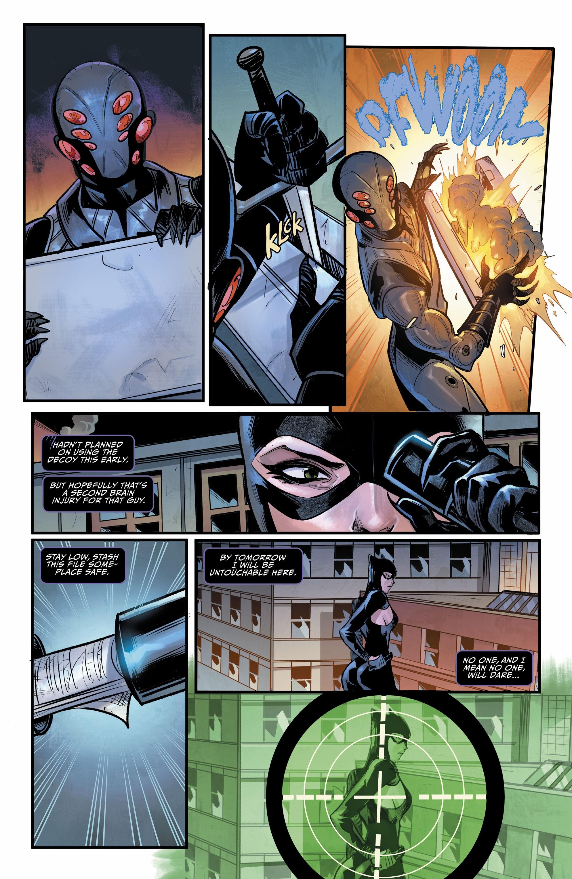 Catwoman (2018) #14 #15 - English 16