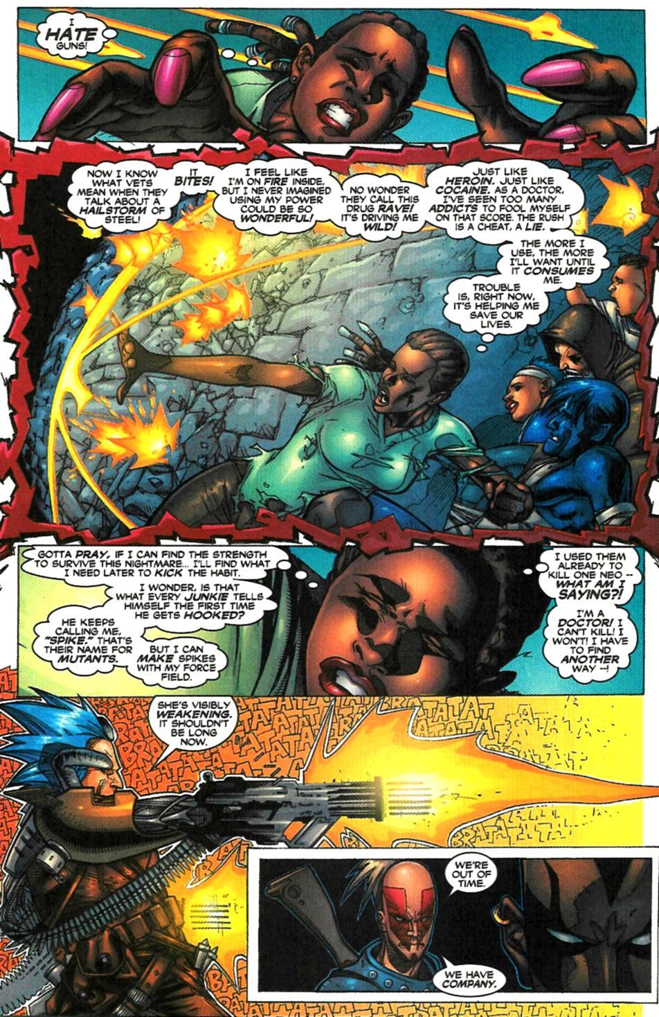 X-Men (1991) 102 Page 9