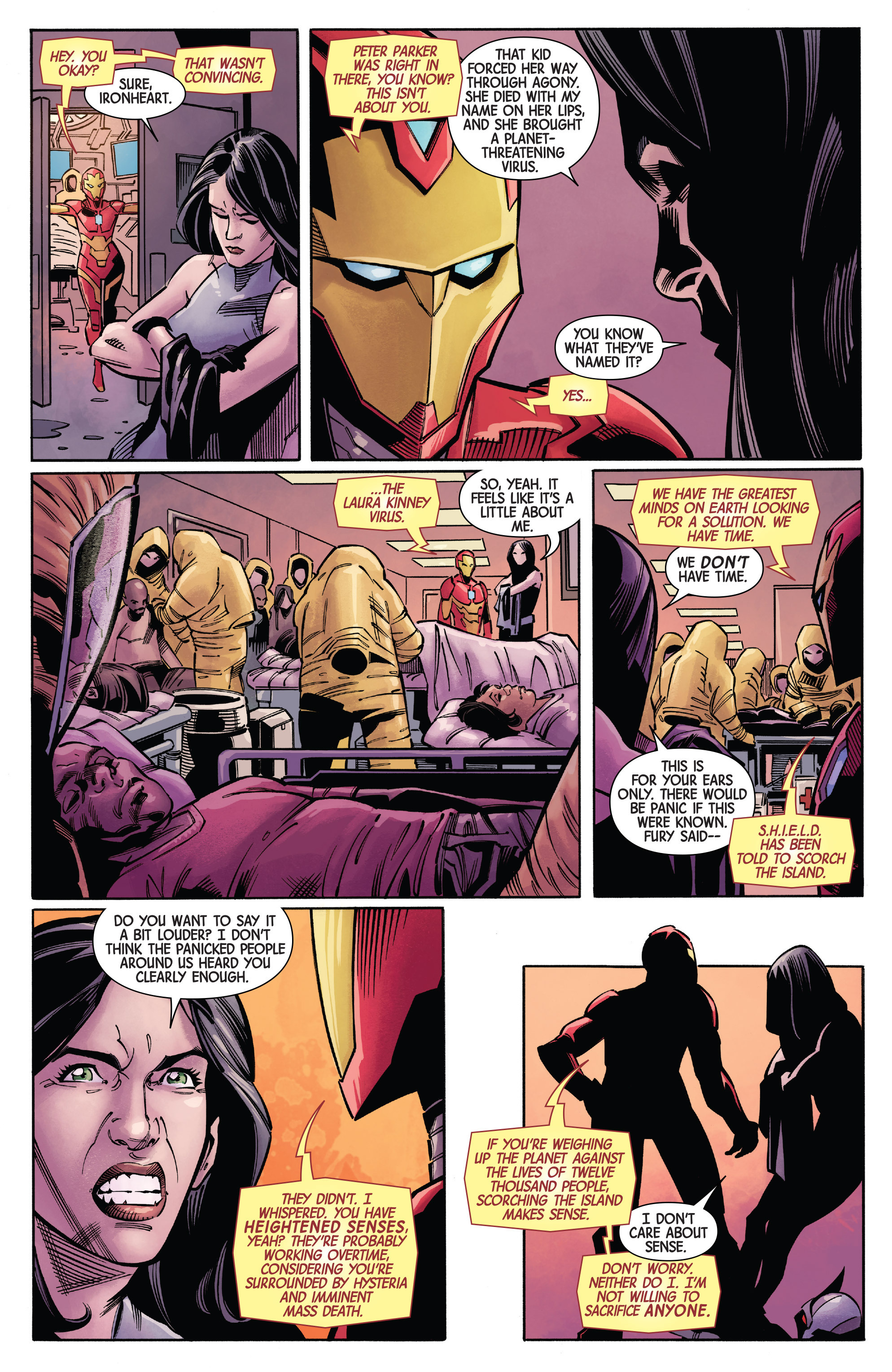 Read online All-New Wolverine (2016) comic -  Issue #20 - 6