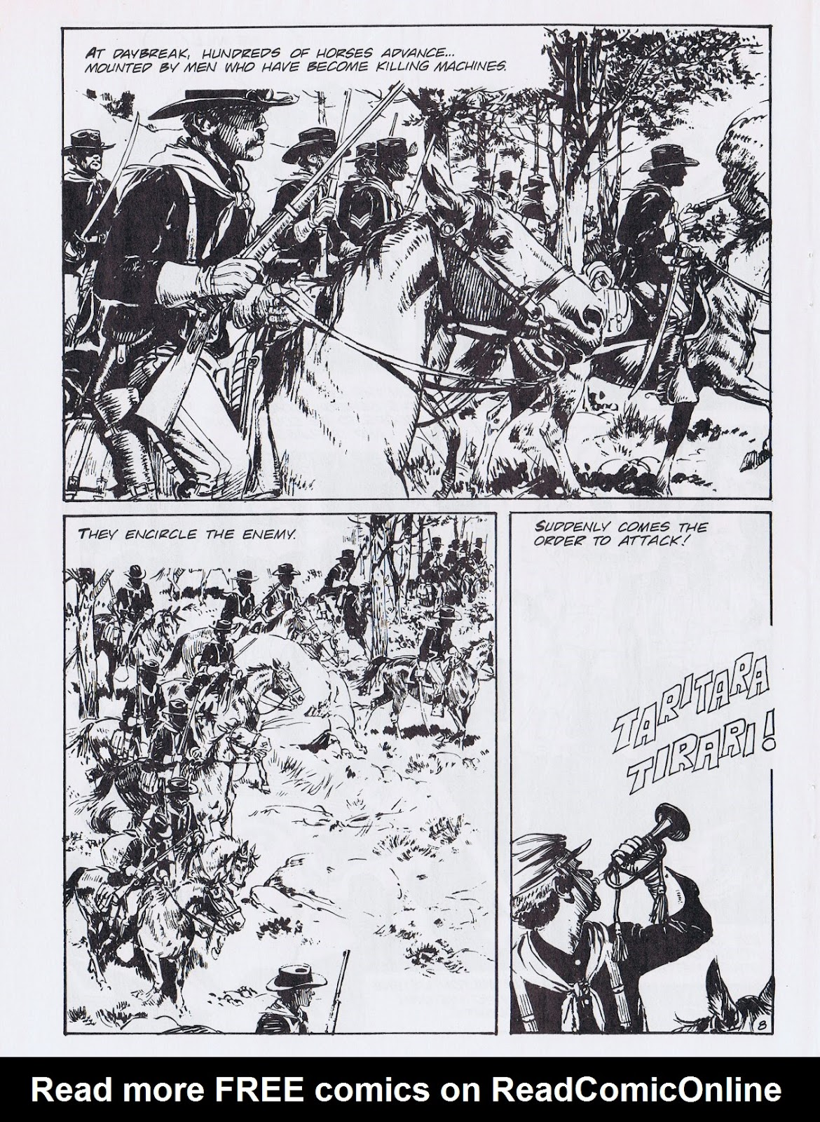 Read online Merchants of Death comic -  Issue #2 - 10