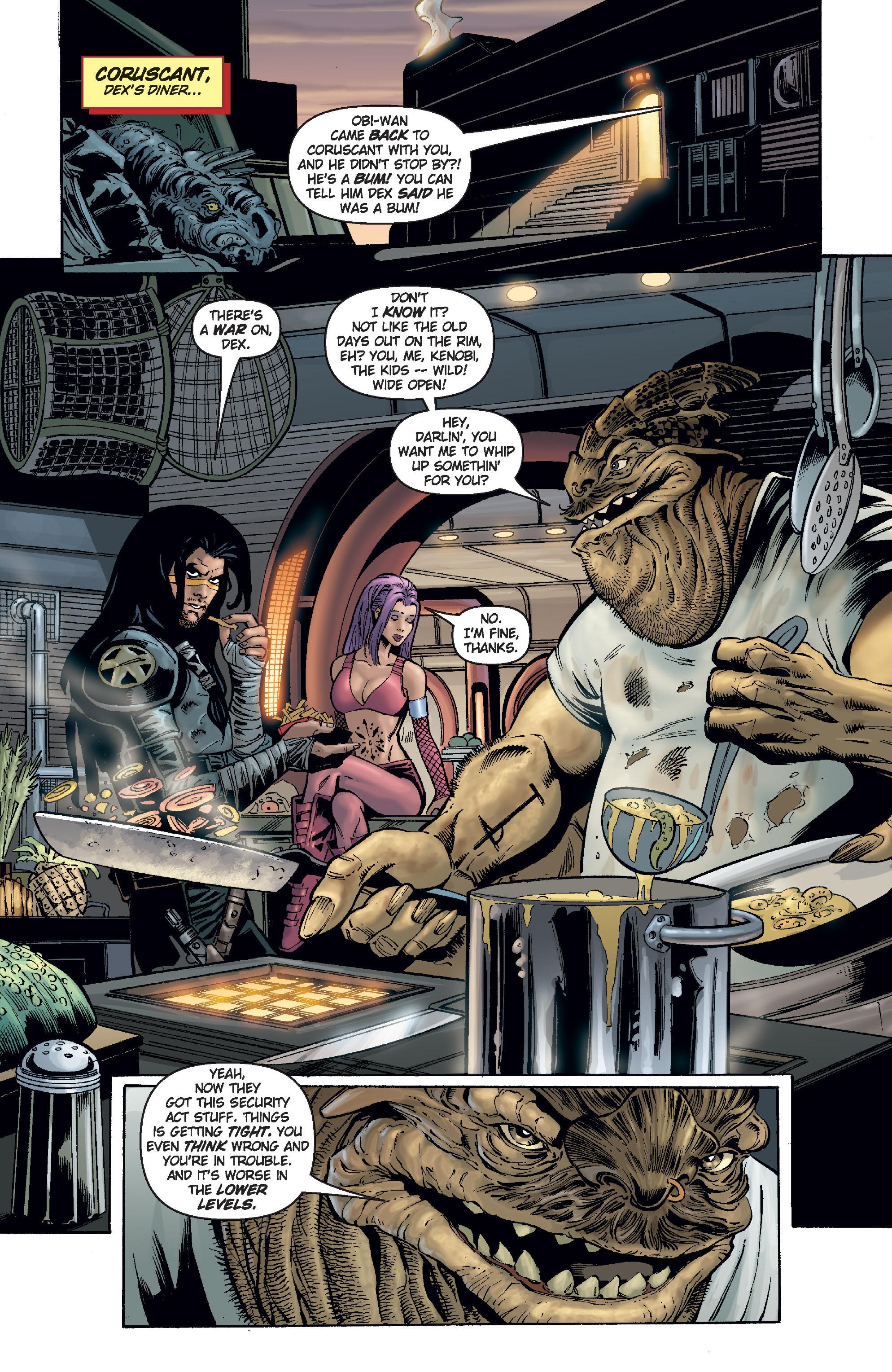 Read online Star Wars Omnibus comic -  Issue # Vol. 26 - 220