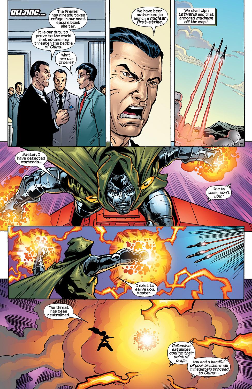 Read online Fantastic Five (2007) comic -  Issue #4 - 10