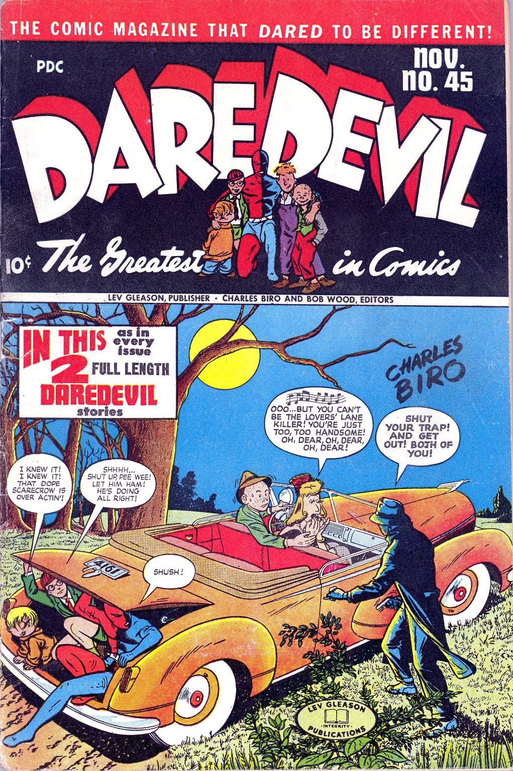 Daredevil (1941) 45 Page 1