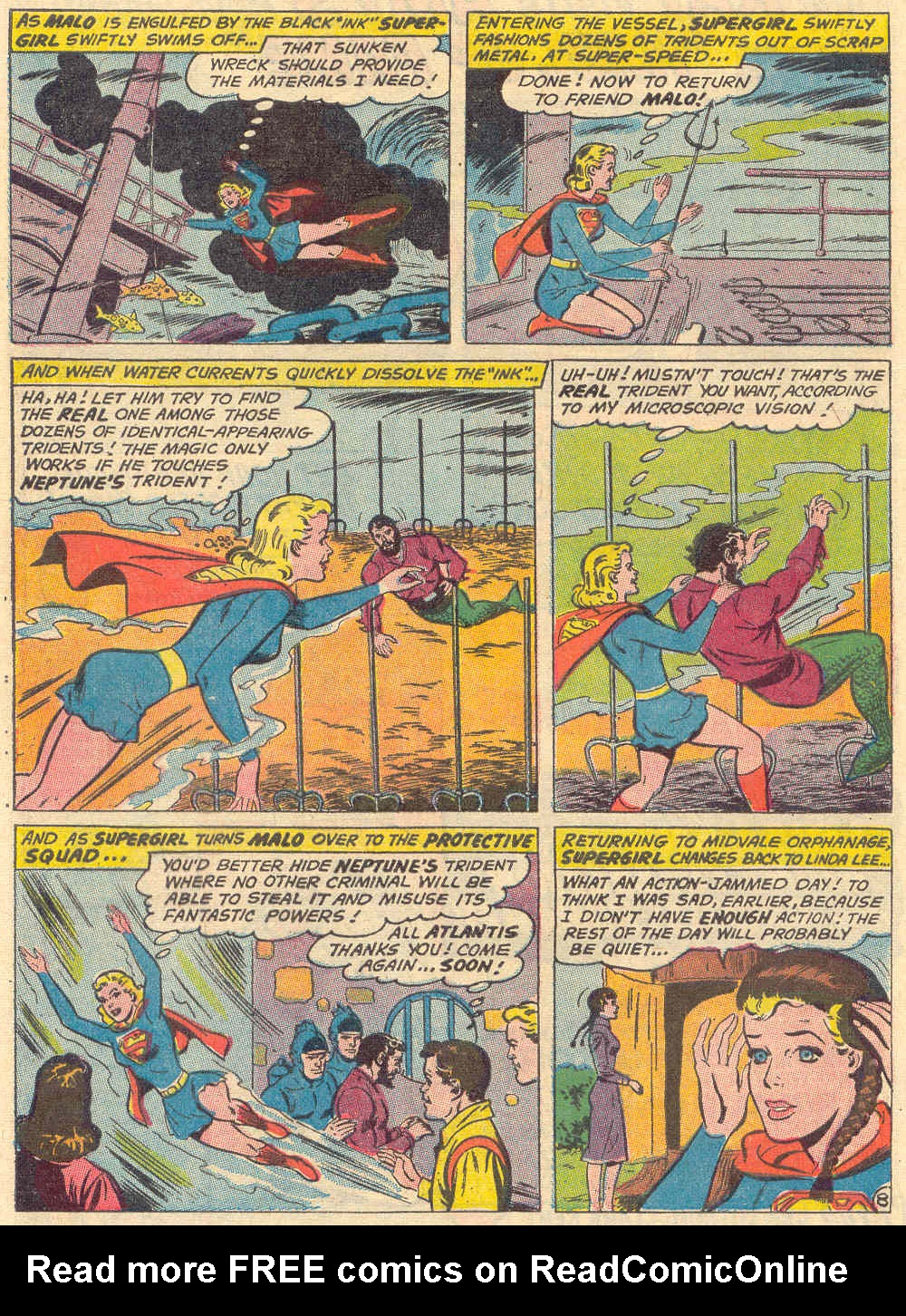 Read online Action Comics (1938) comic -  Issue #341 - 28