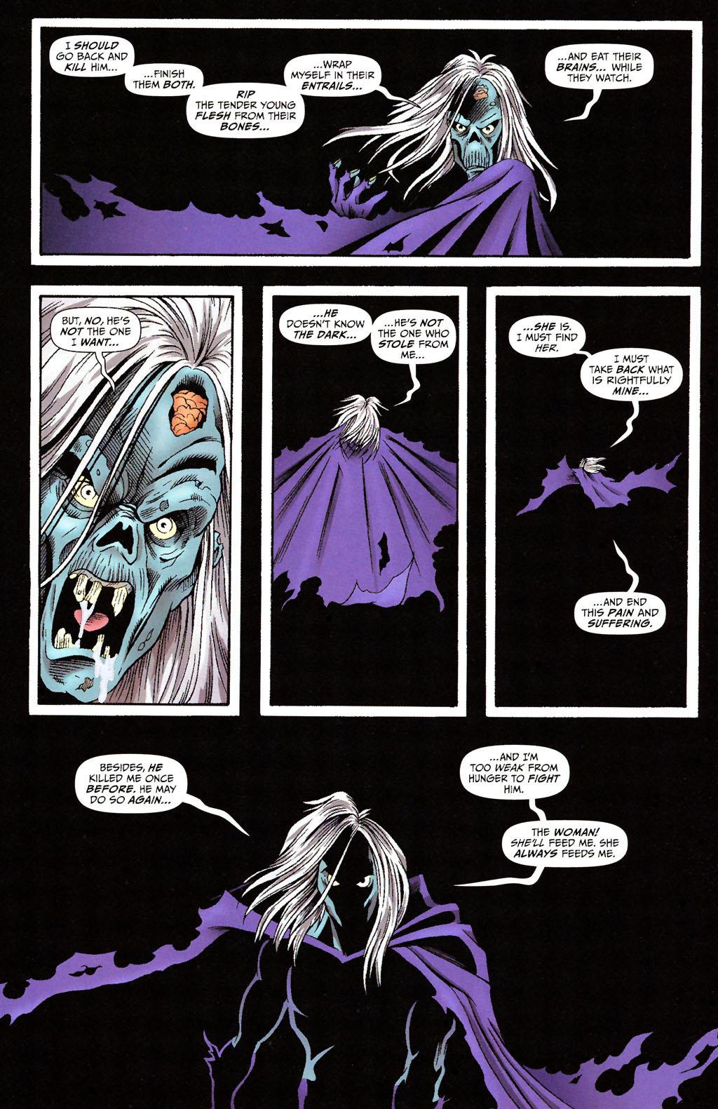Read online ShadowHawk (2005) comic -  Issue #15 - 15