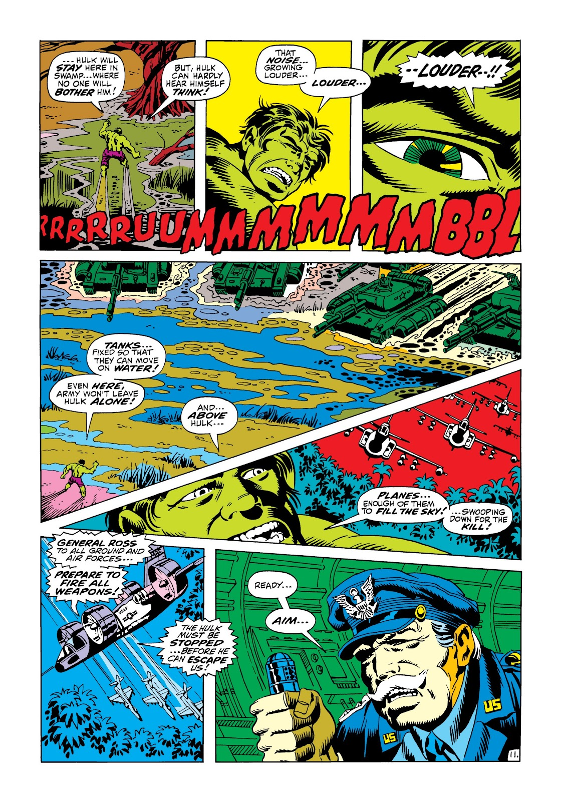 Read online Marvel Masterworks: The Incredible Hulk comic -  Issue # TPB 5 (Part 3) - 27
