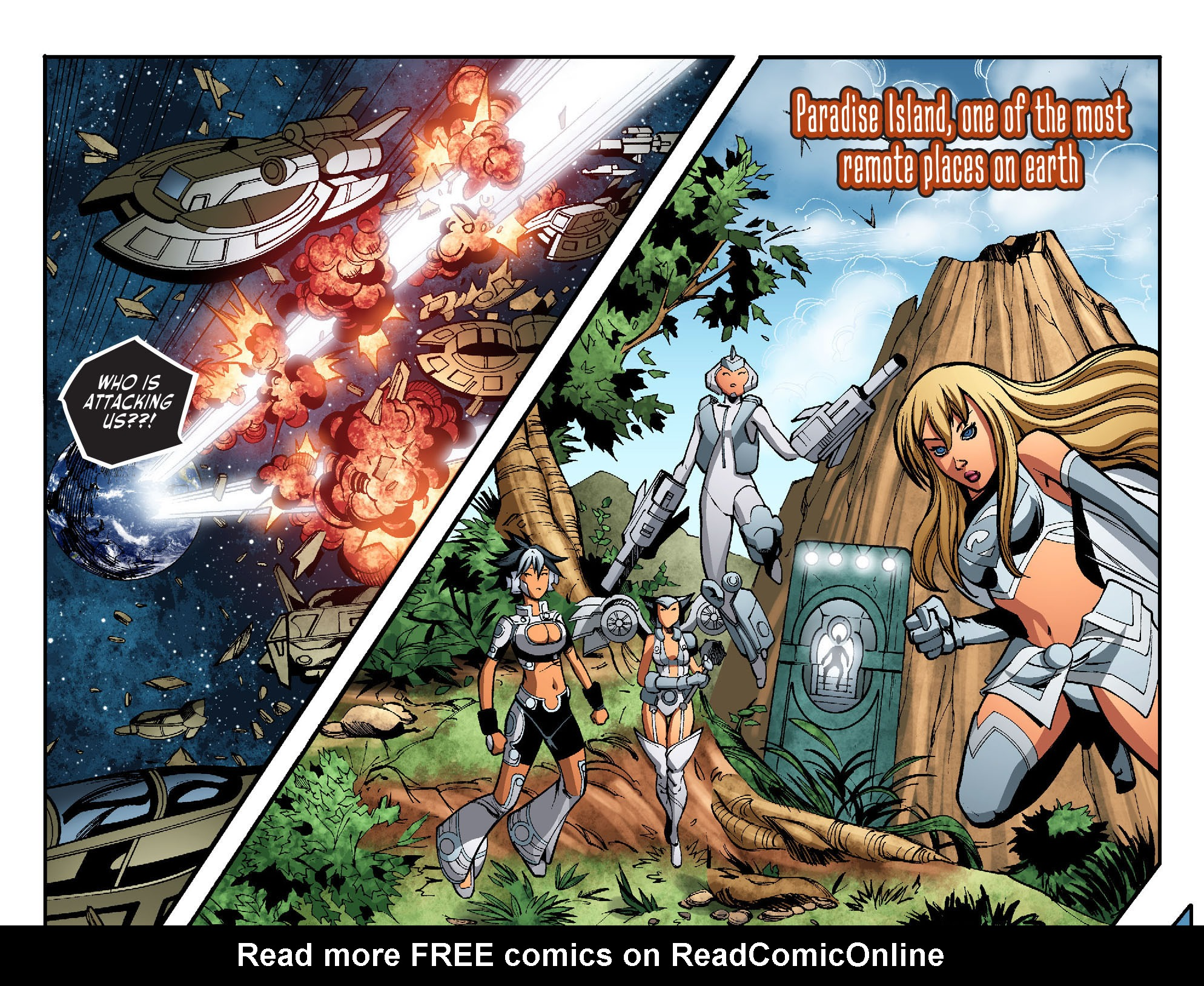 Read online Ame-Comi Girls comic -  Issue #17 - 7