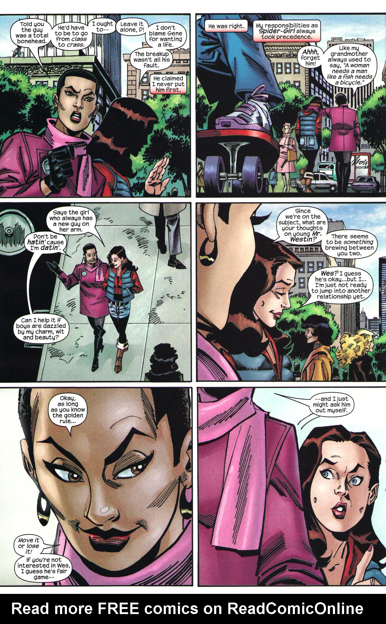 Read online Amazing Spider-Girl comic -  Issue #14 - 8