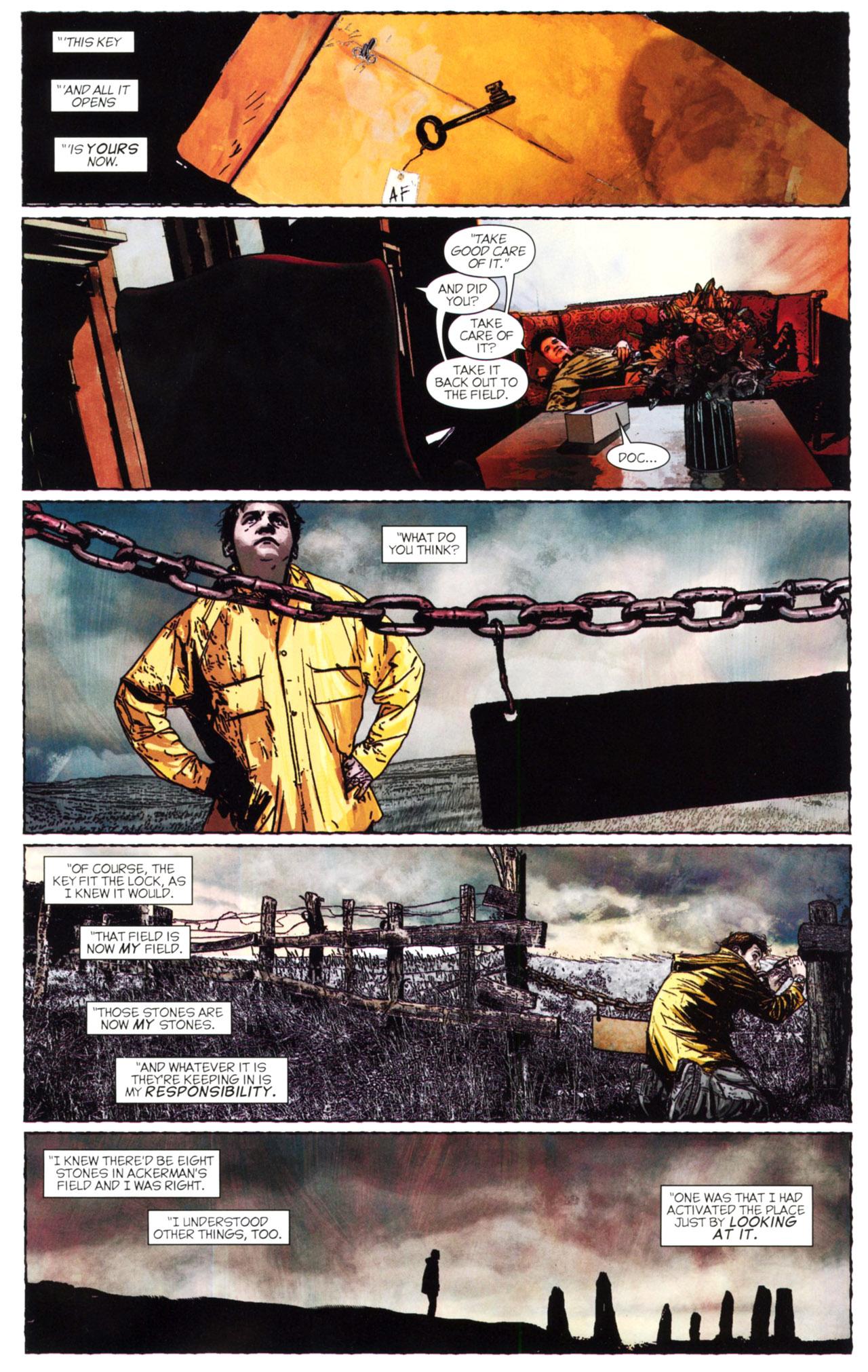 Read online Stephen King's N. comic -  Issue #2 - 15