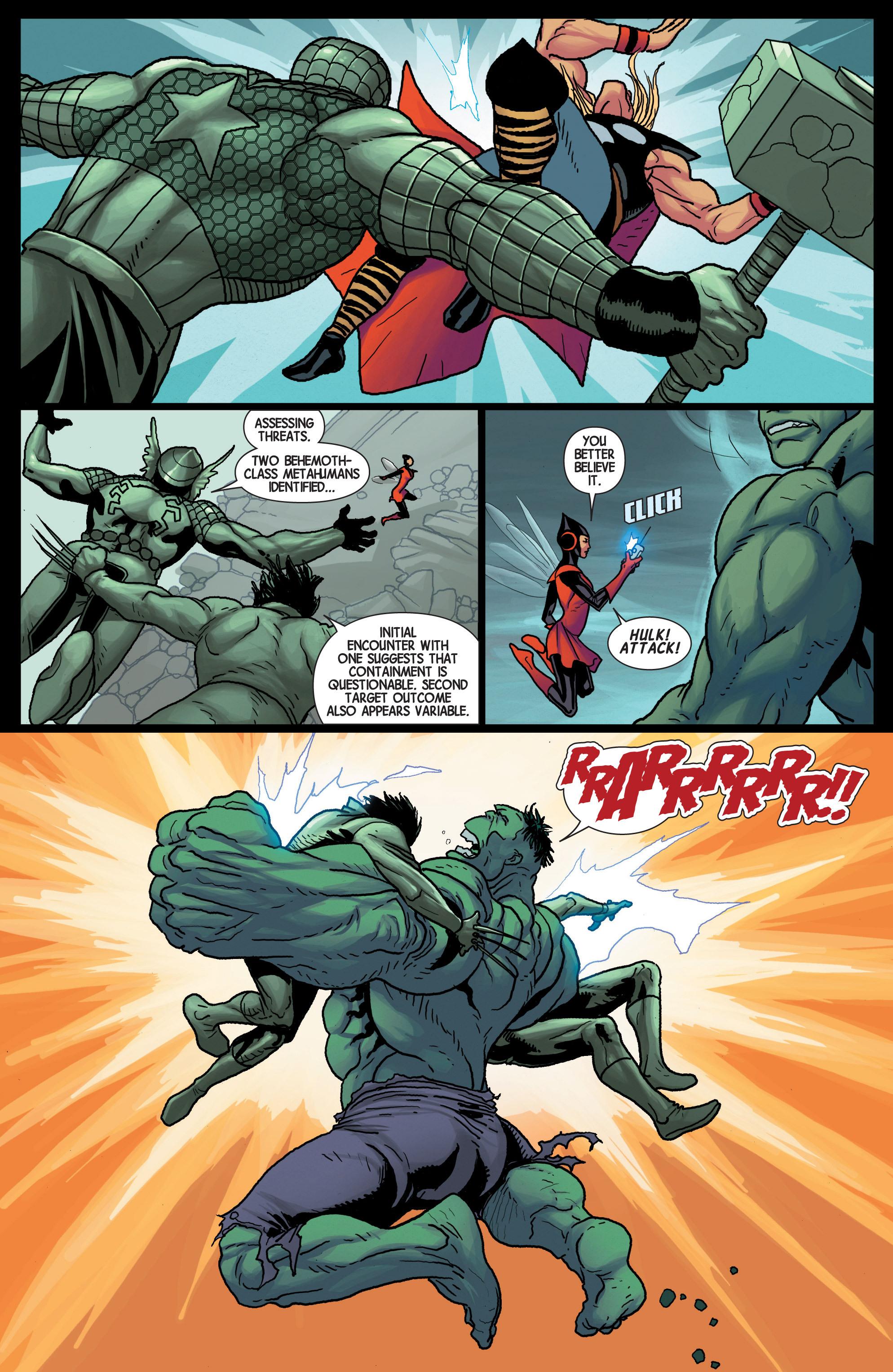 Read online Avengers (2013) comic -  Issue #Avengers (2013) _TPB 5 - 74