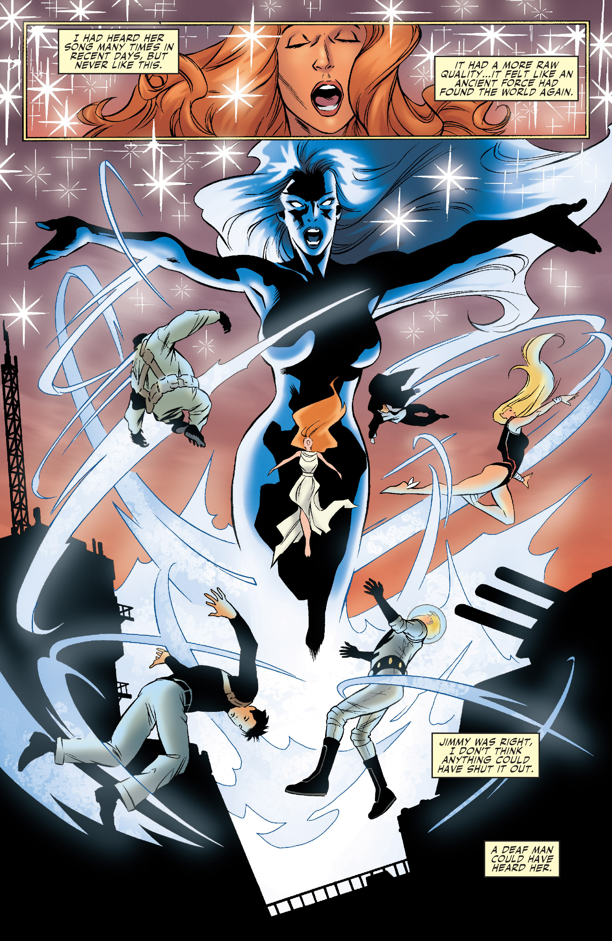 Read online Agents Of Atlas (2006) comic -  Issue #5 - 15
