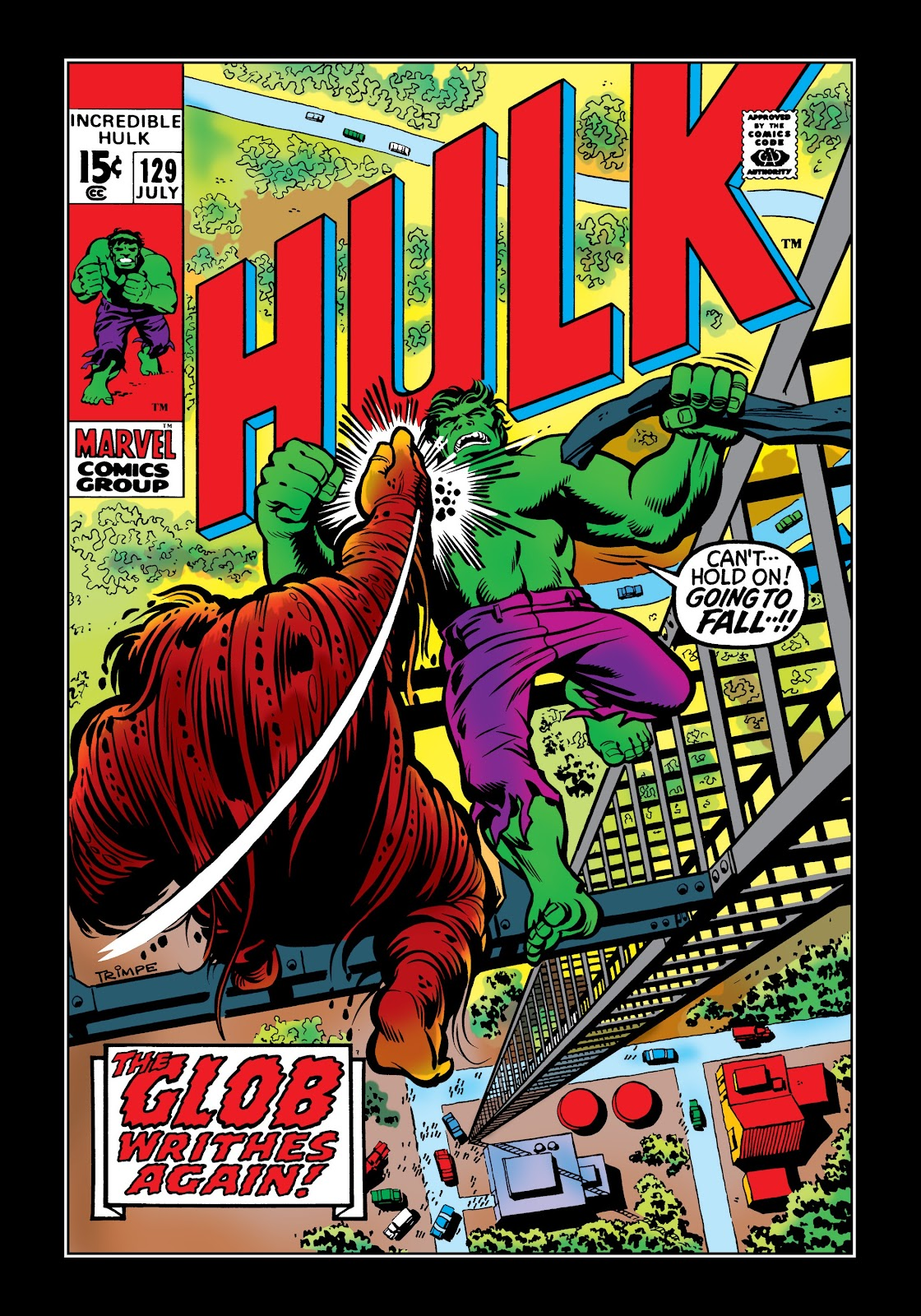 Read online Marvel Masterworks: The Incredible Hulk comic -  Issue # TPB 6 (Part 2) - 54
