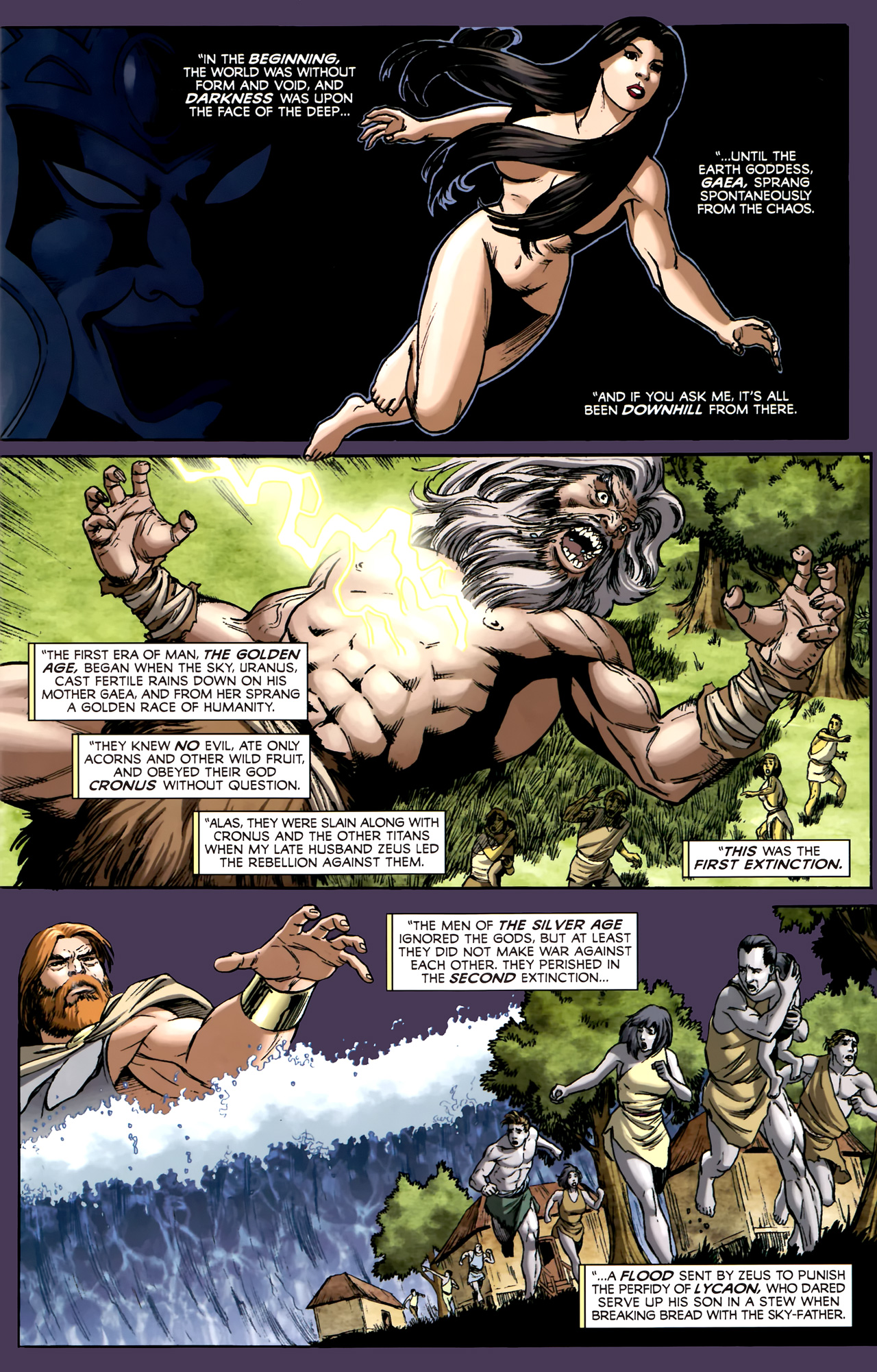 Read online Assault on New Olympus Prologue comic -  Issue #Assault on New Olympus Prologue Full - 29