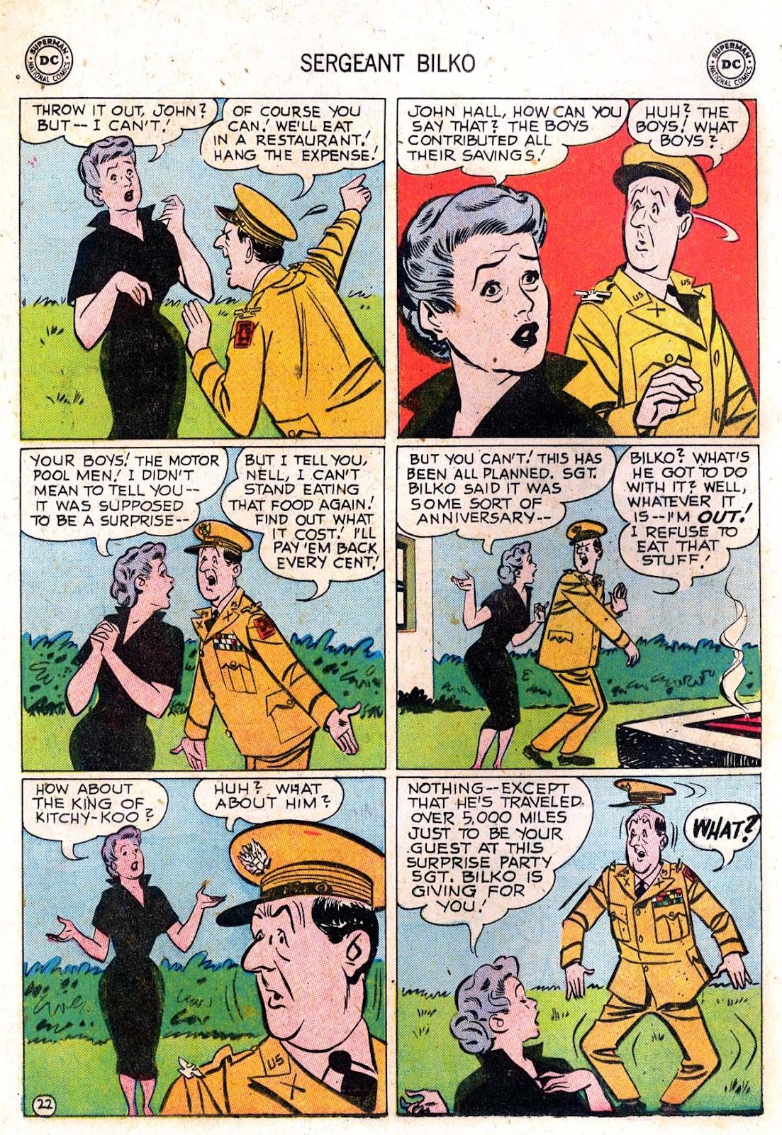 Sergeant Bilko issue 7 - Page 24