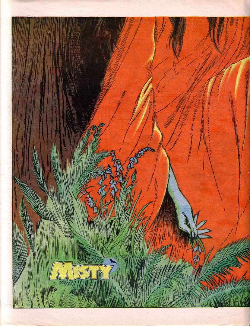 Read online Misty comic -  Issue #46 - 16