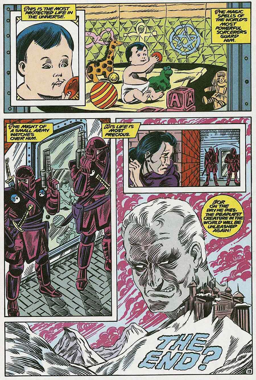Elementals (1984) issue 18 - Page 15