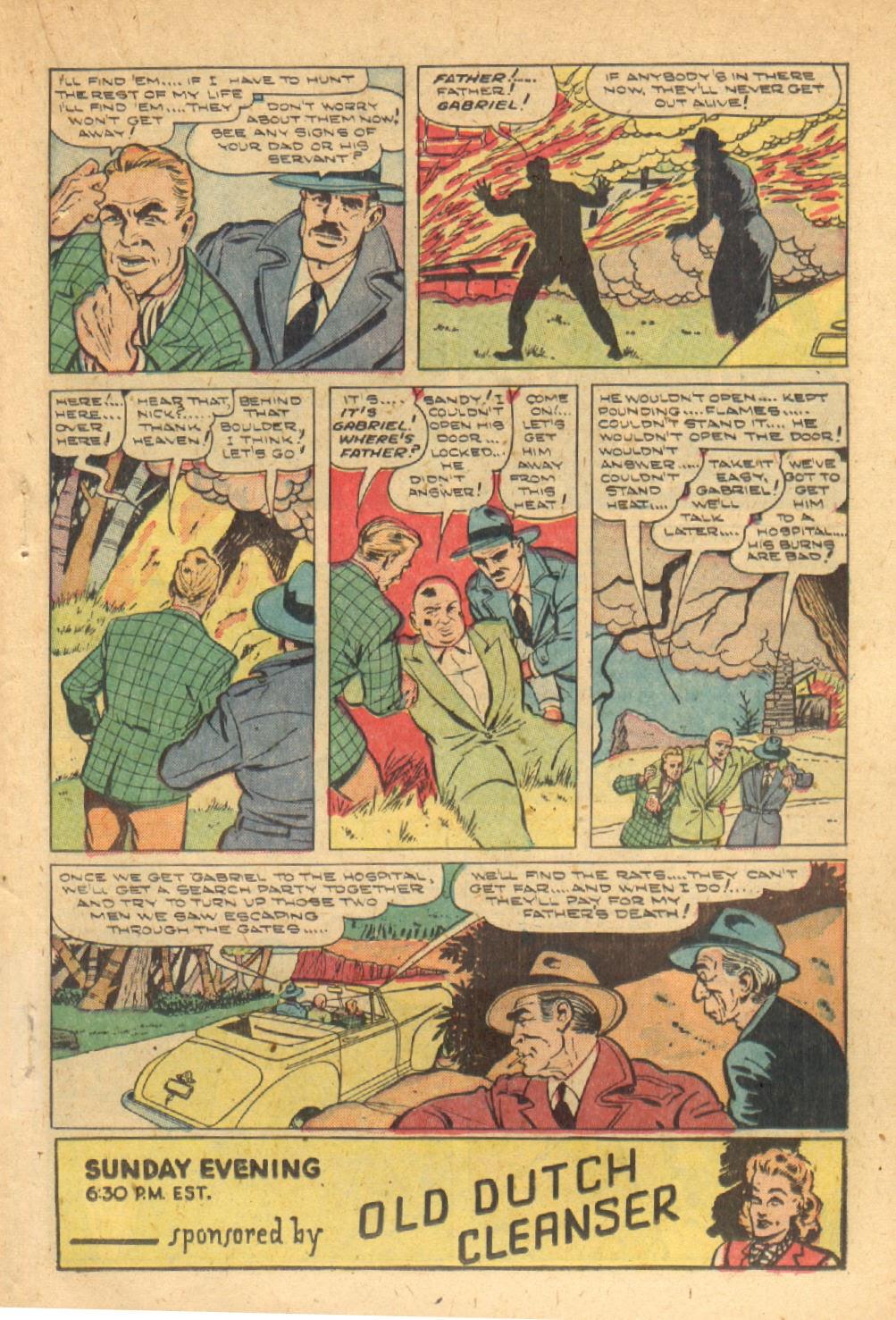 Shadow Comics #101 #94 - English 30
