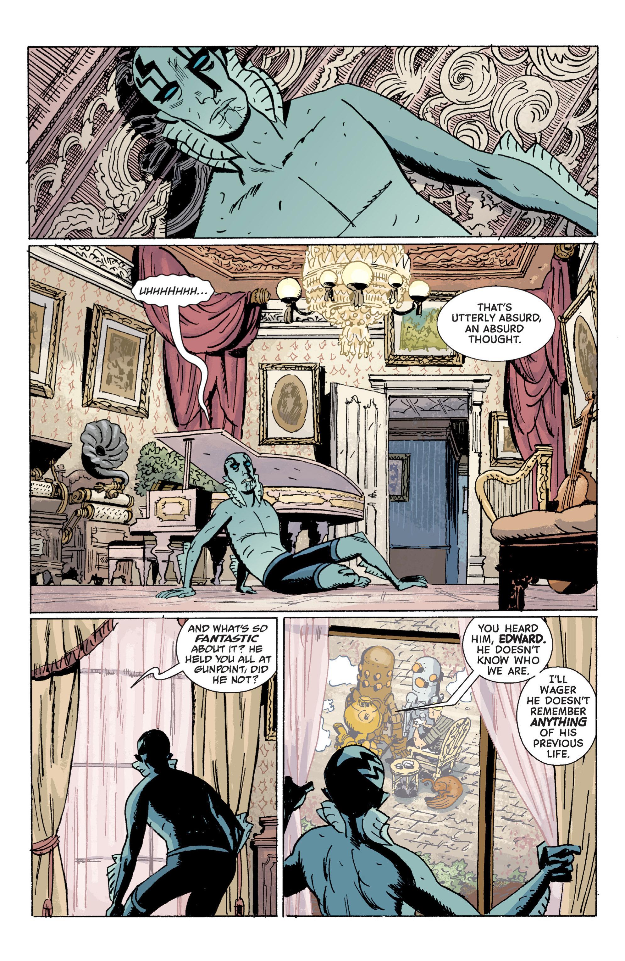Read online B.P.R.D. (2003) comic -  Issue # TPB 7 - 76